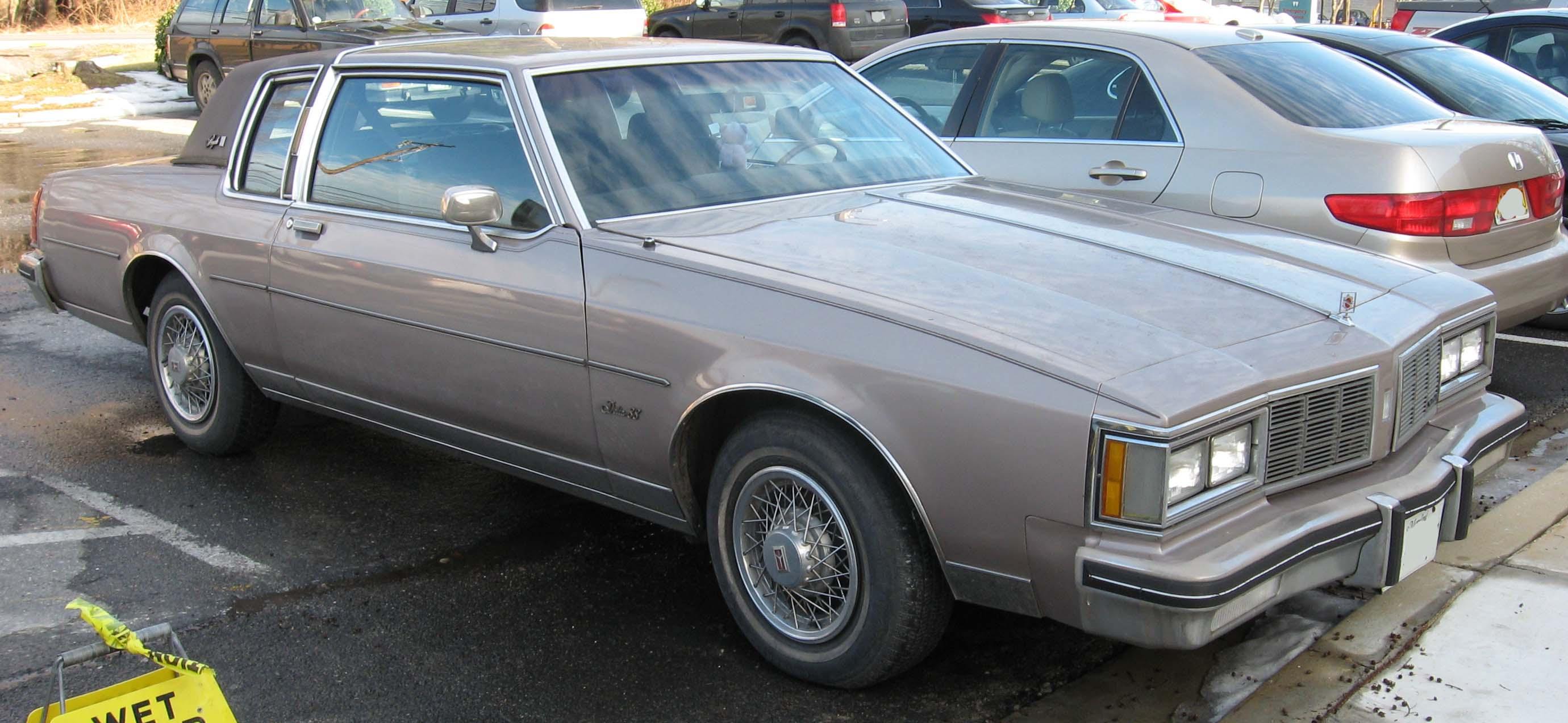 Olds  Parts Car