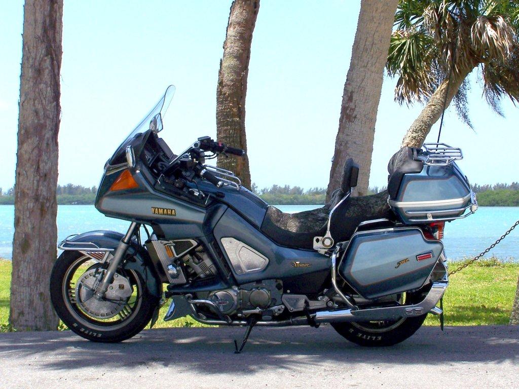 Yamaha Venture Motorcycle Parts List