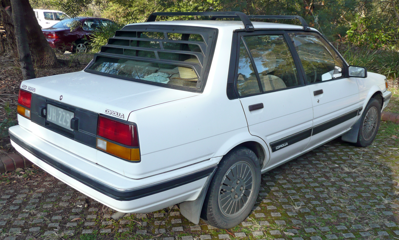 File 1986 1989 Toyota Corolla Ae82 Csx Sedan 03 Jpg