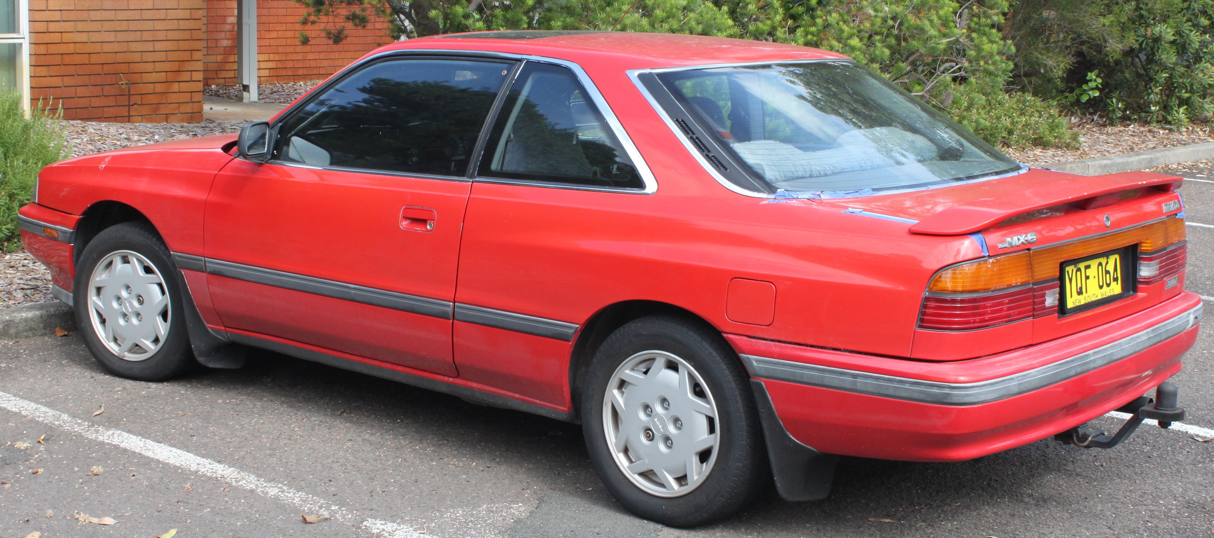 1995 mazda mx 6 ls