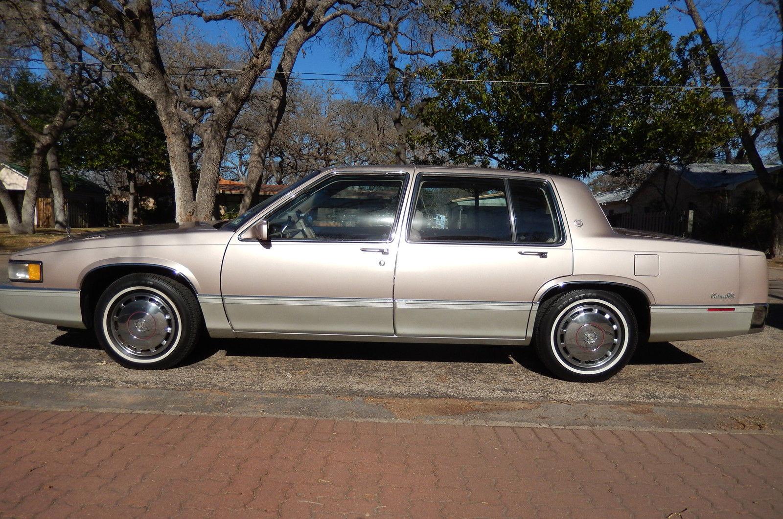 File:1989 Cadillac Sedan DeVille (01).jpg - Wikimedia Commons