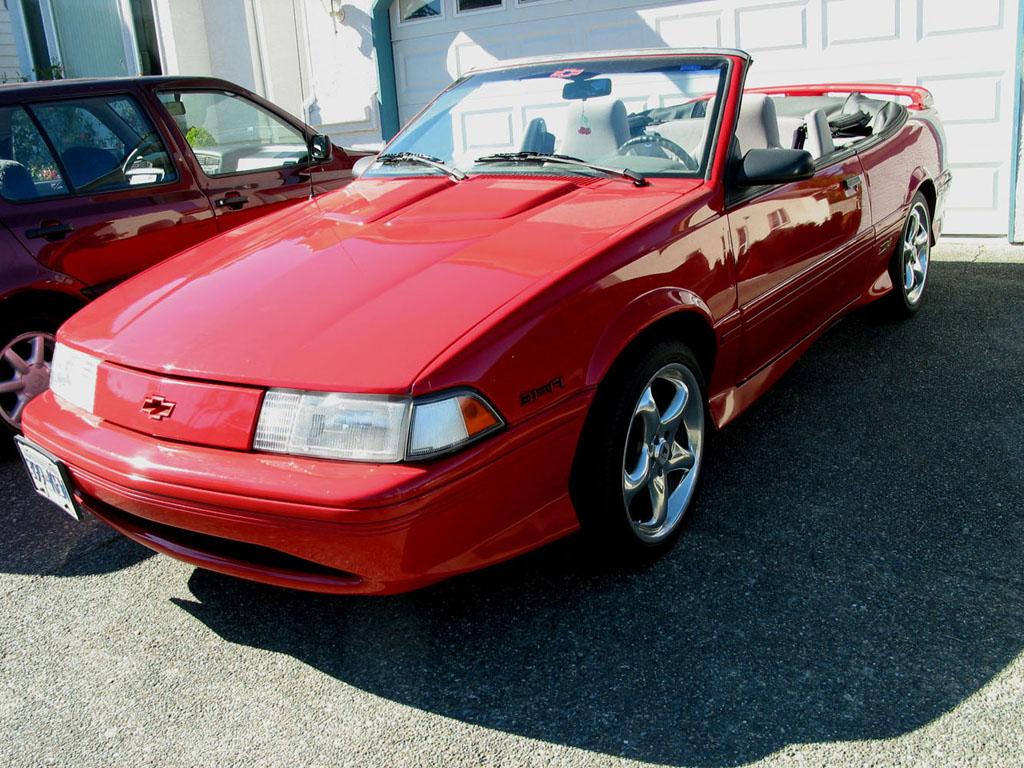 File 1993 Chevrolet Cavalier Z24 In Red Jpg Wikipedia