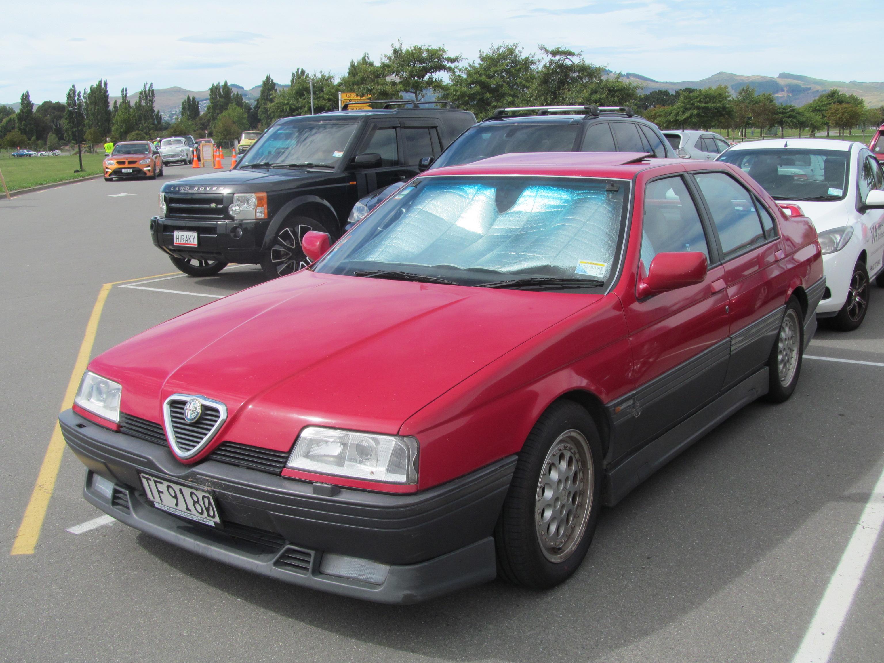 Alfa Romeo 164 >> File 1994 Alfa Romeo 164 3 0 V6 Qv 40052994934 Jpg