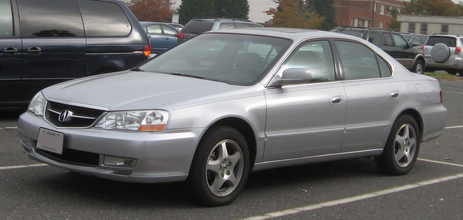 Image result for 2003 Acura TL 3.2