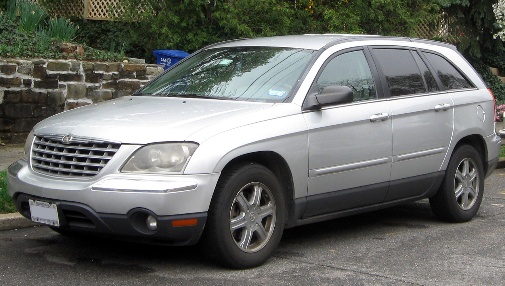 Chrysler Pacifica Used Car Sale