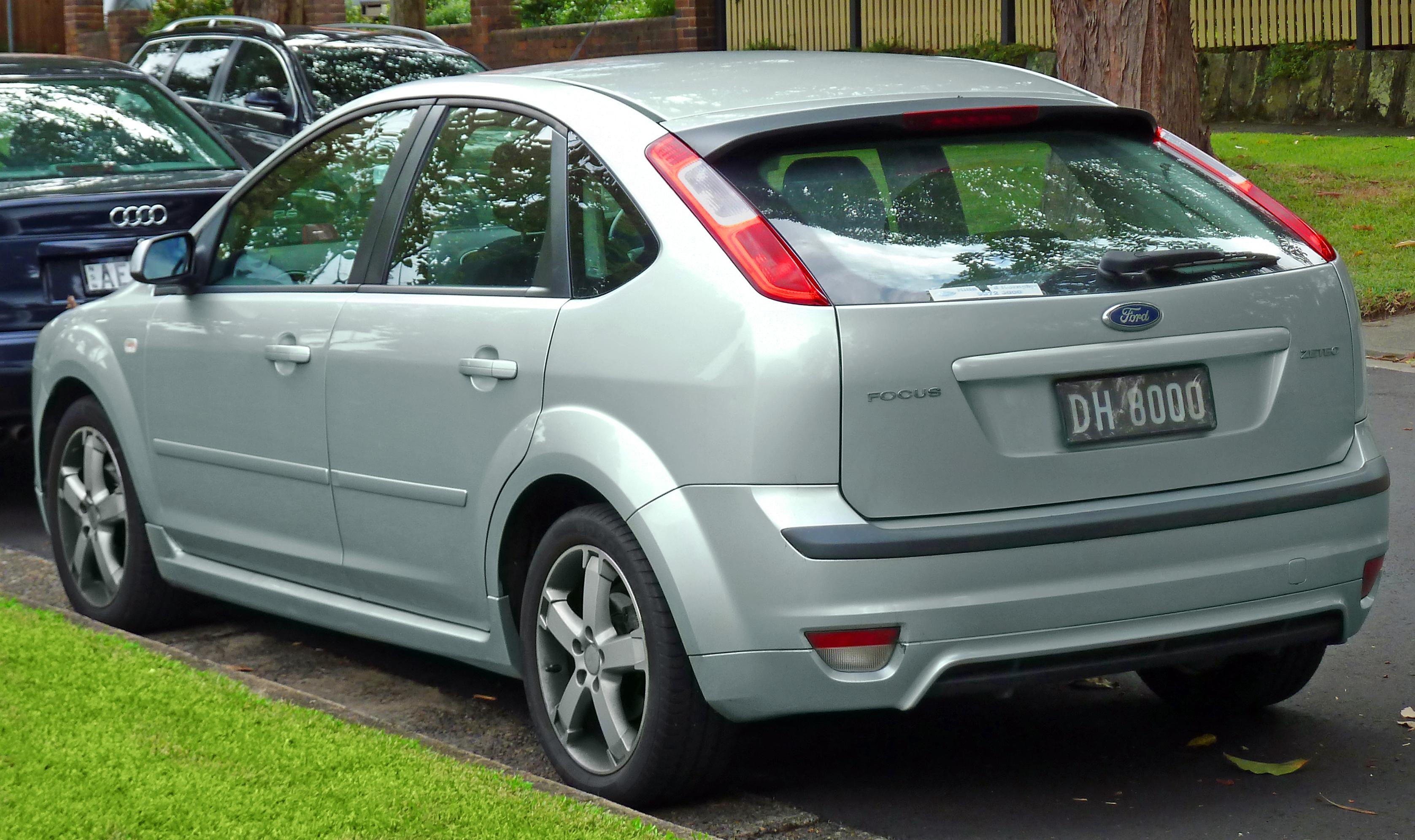 file 2005 2007 ford focus ls zetec 5 door hatchback. Black Bedroom Furniture Sets. Home Design Ideas
