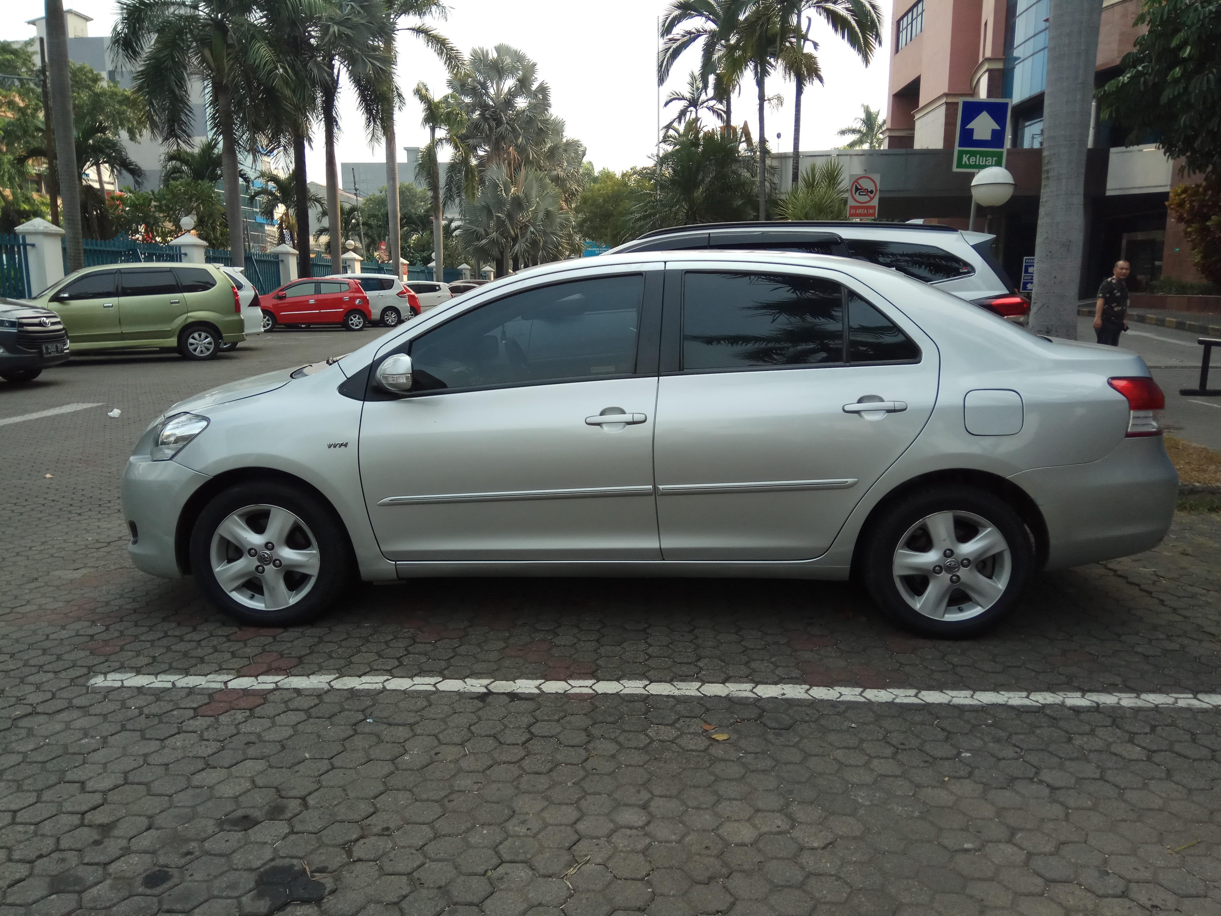 Kelebihan Toyota Vios 2007 Murah Berkualitas