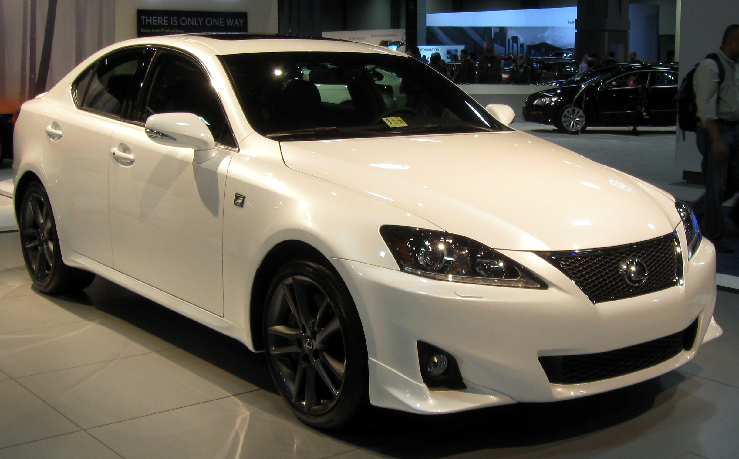 Description 2011 Lexus IS350 F Sport -- 2011 DC.jpg
