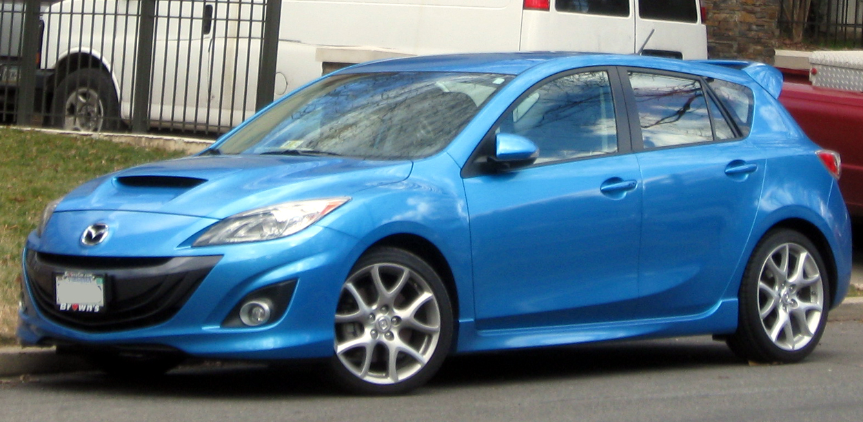 File 2nd Mazdaspeed 3 02 23 2012 Jpg Wikimedia Commons
