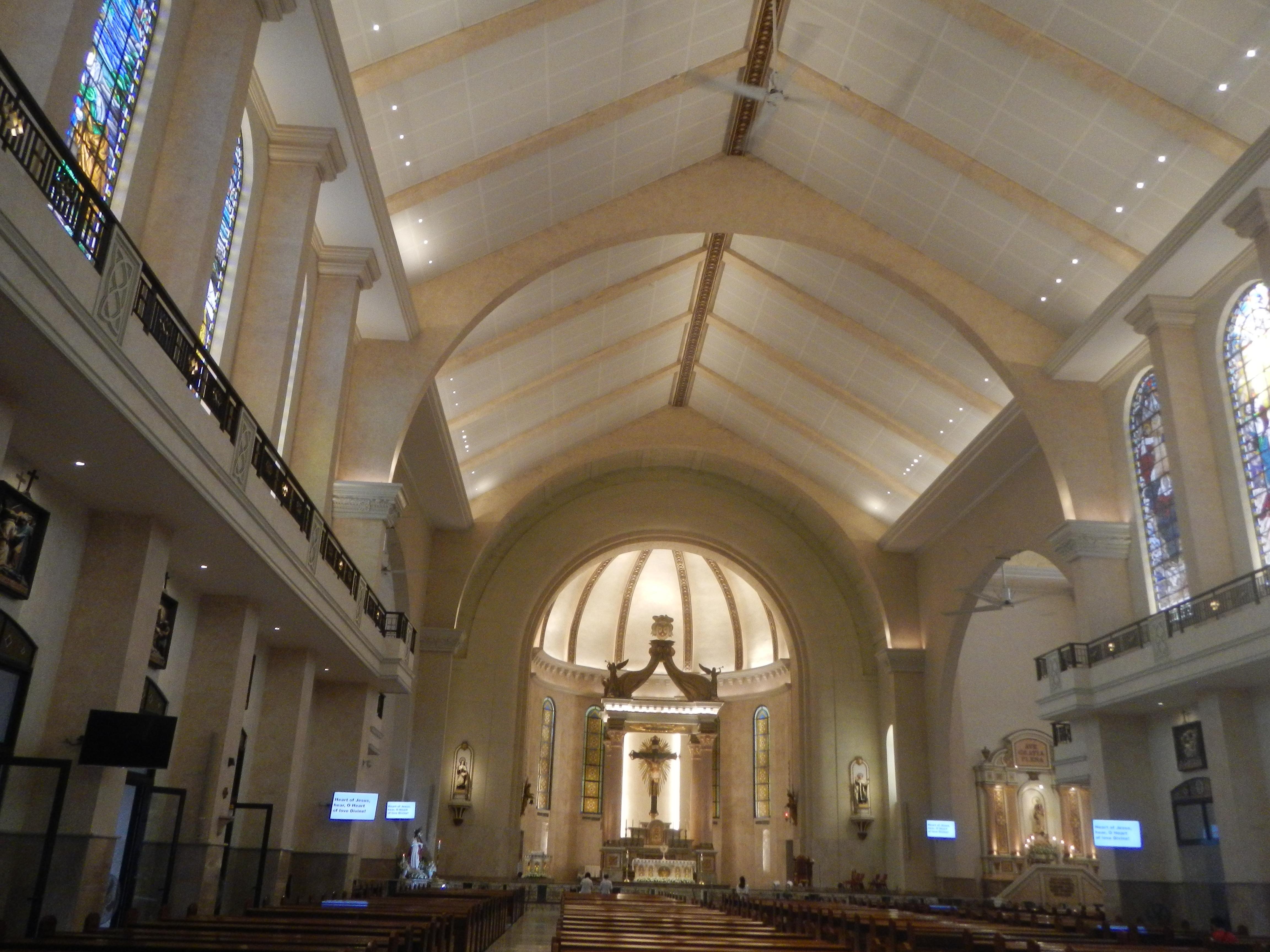 and Parish of Mount Carmel Quezon City 14°36