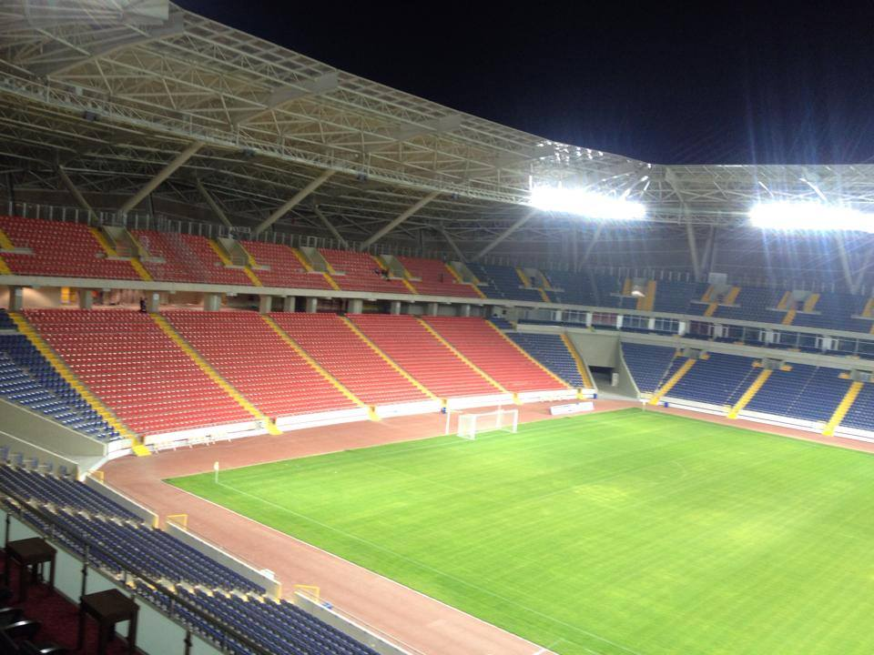 What To Do With Old Car Seats >> Mersin Arena - Wikipedia