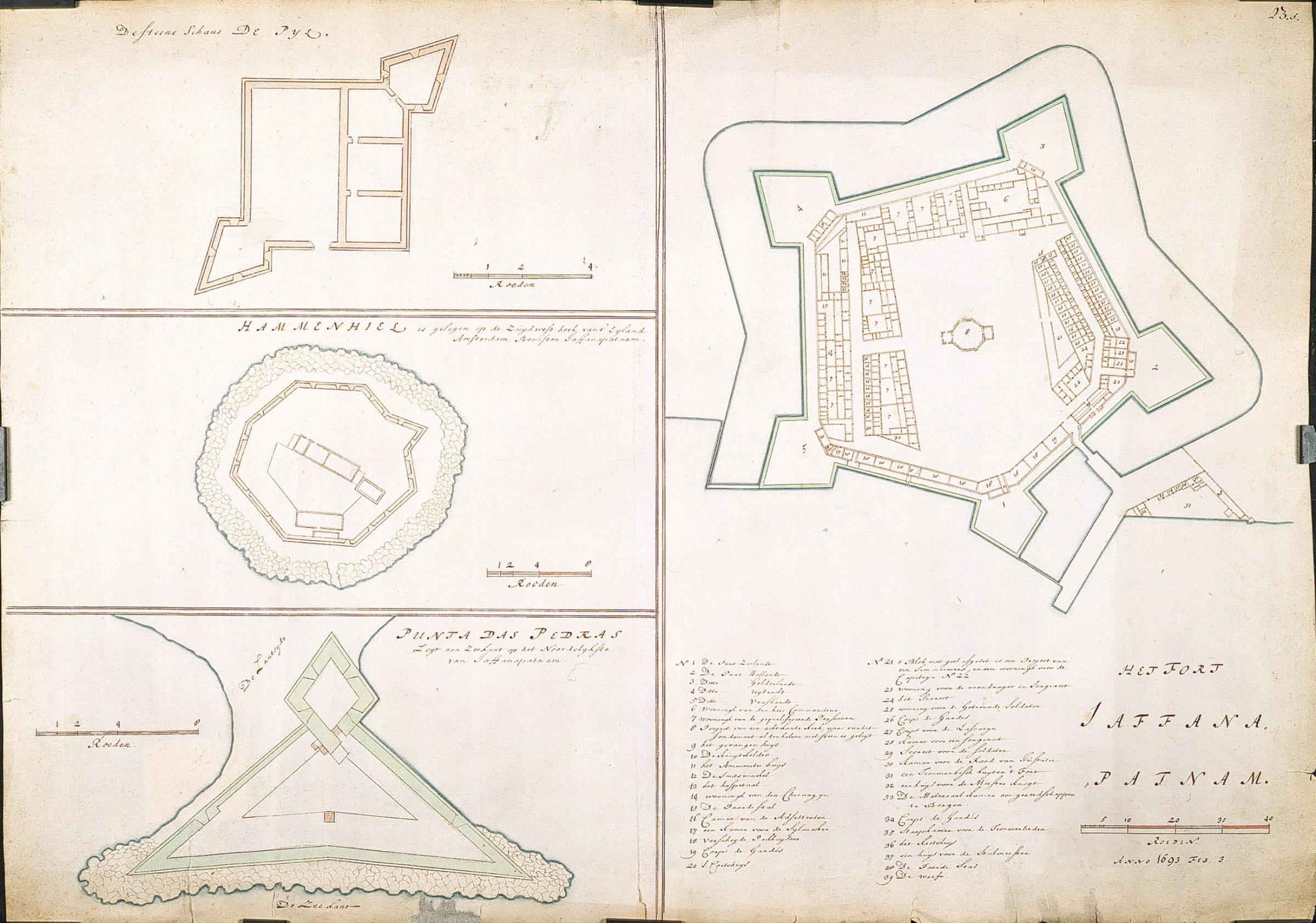 Cc To Ml Conversion Chart: AMH-4493-NA Map of the fort at Jaffnapatnam.jpg - Wikimedia ,Chart