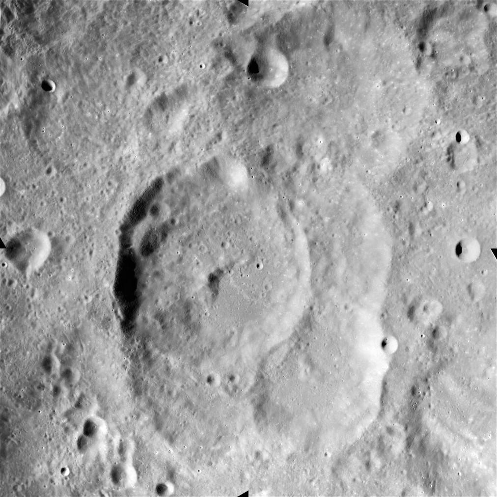 Al-Khwarizmi (crater) - Wikipedia