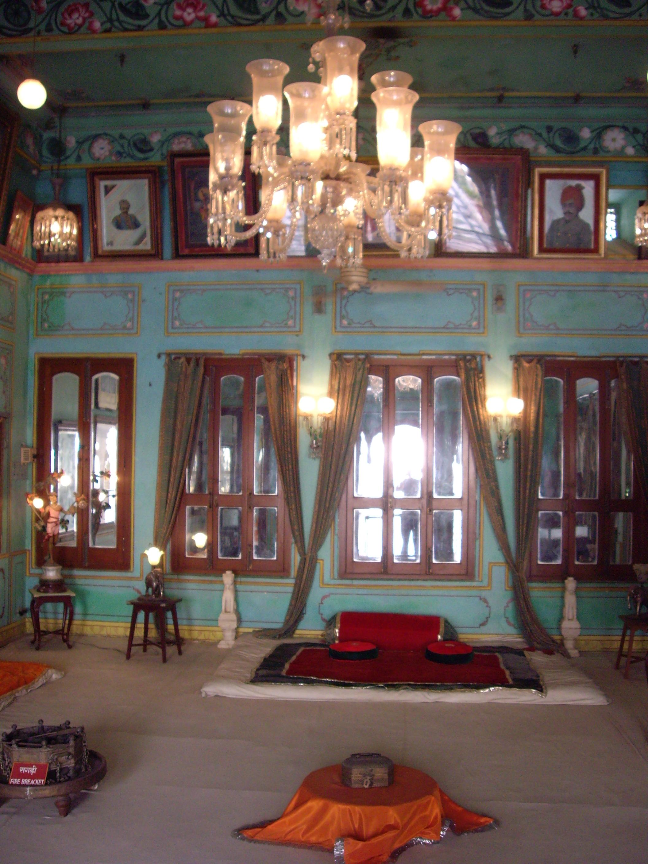 Udaipur Palace Interior Inside Udaipur City Palace