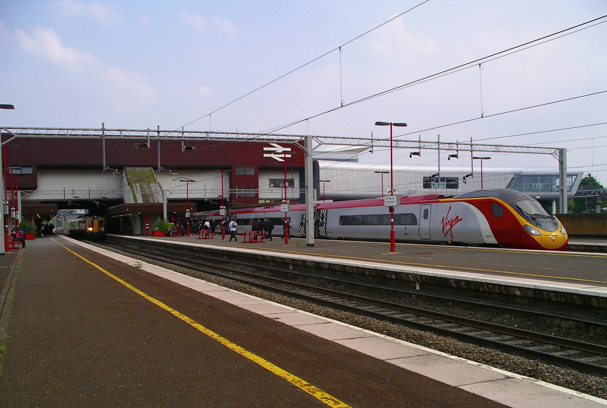 Birmingham International Rail Station Car Parking Charges