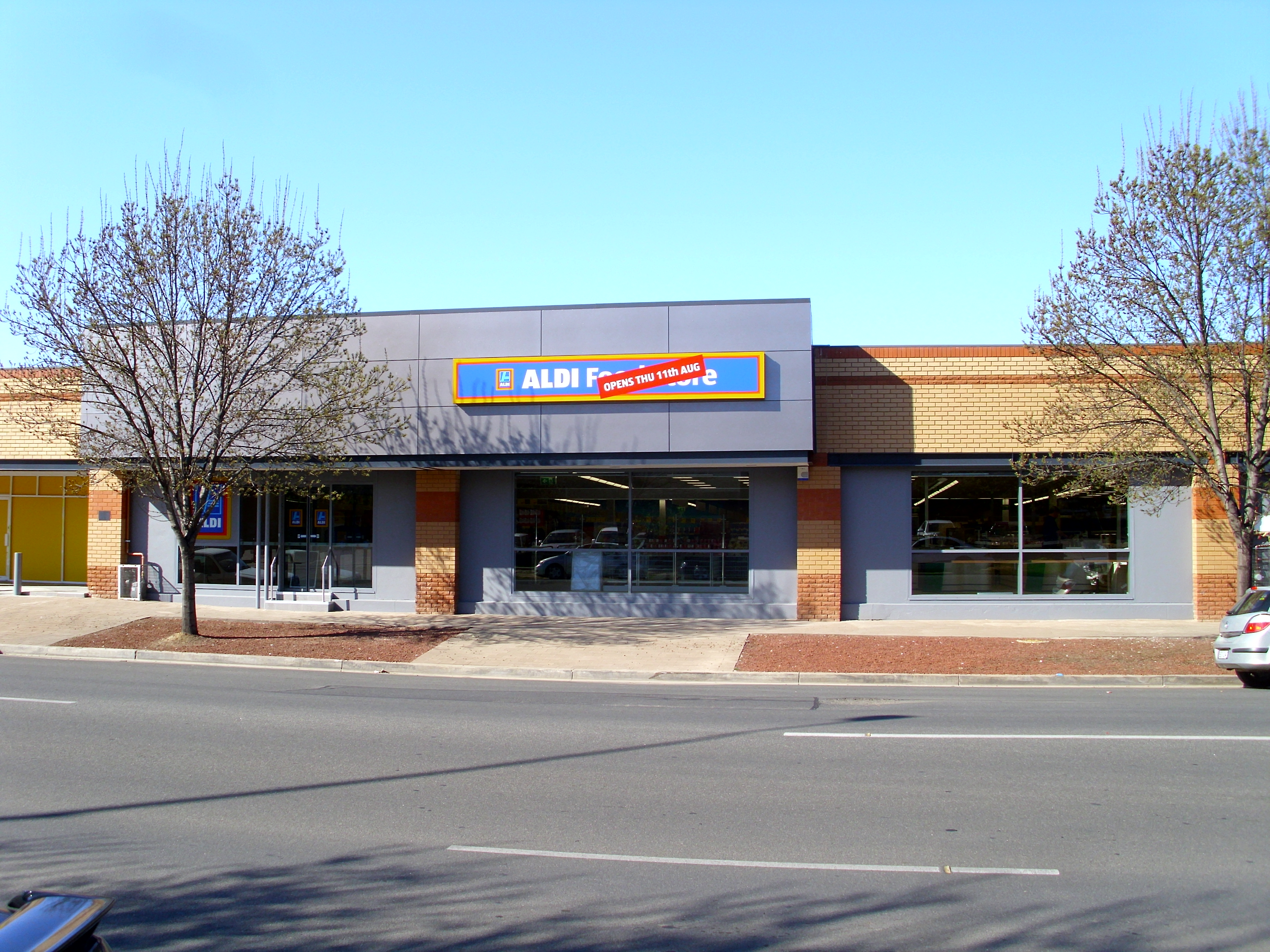 Aldi Food Store Adelaide