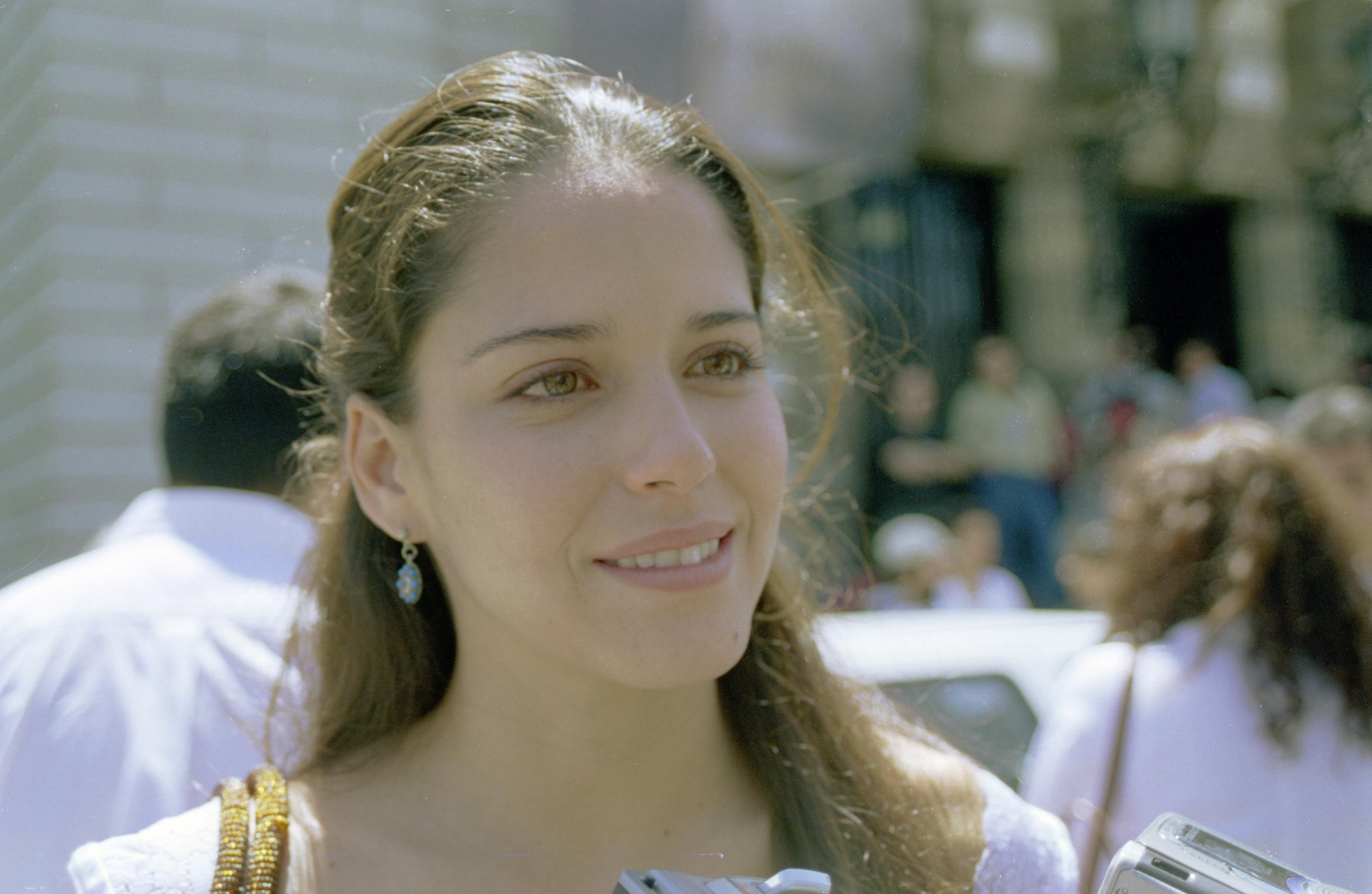 Claudia talancon ana Ana Claudia