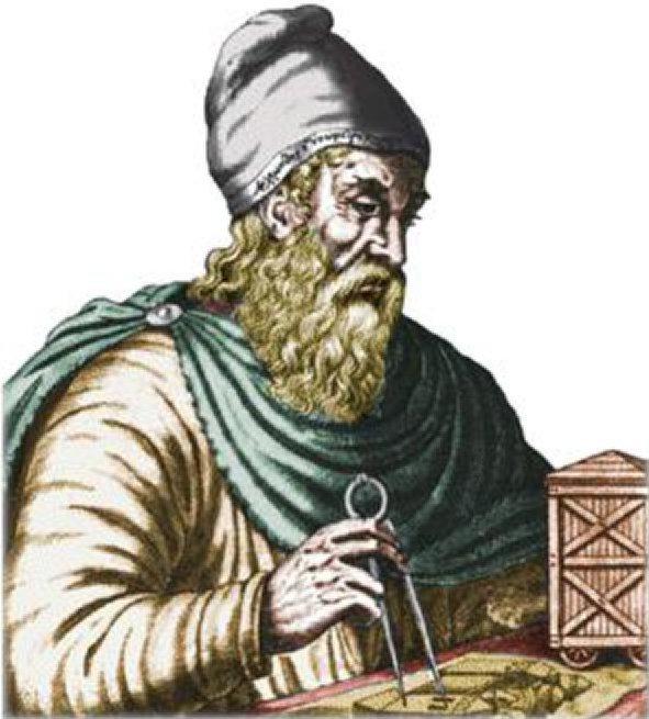 Archimedes %28Idealportrait%29, archimedes neyi icat etti