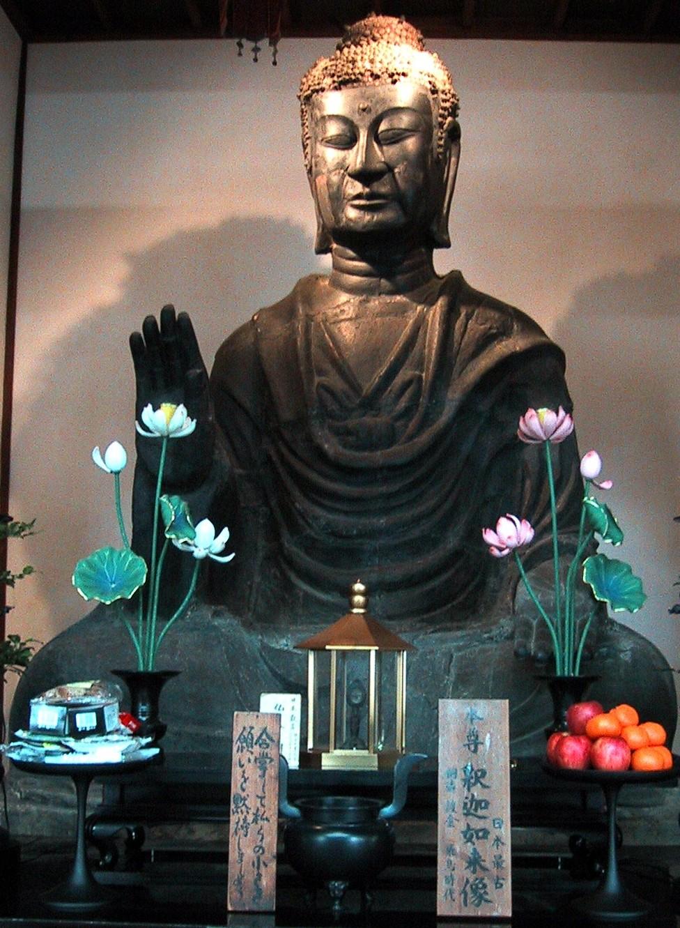 Buddha, trading philosophy