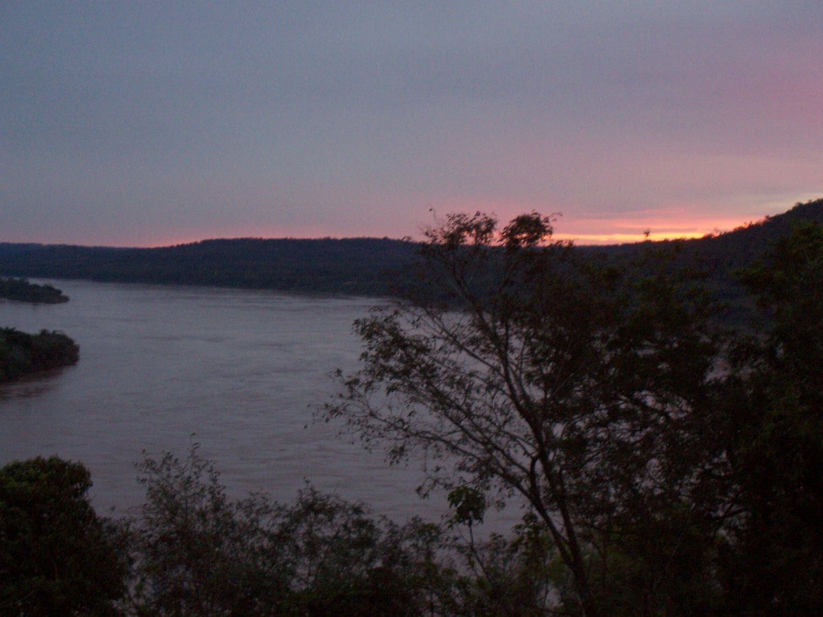 River: Uruguay River
