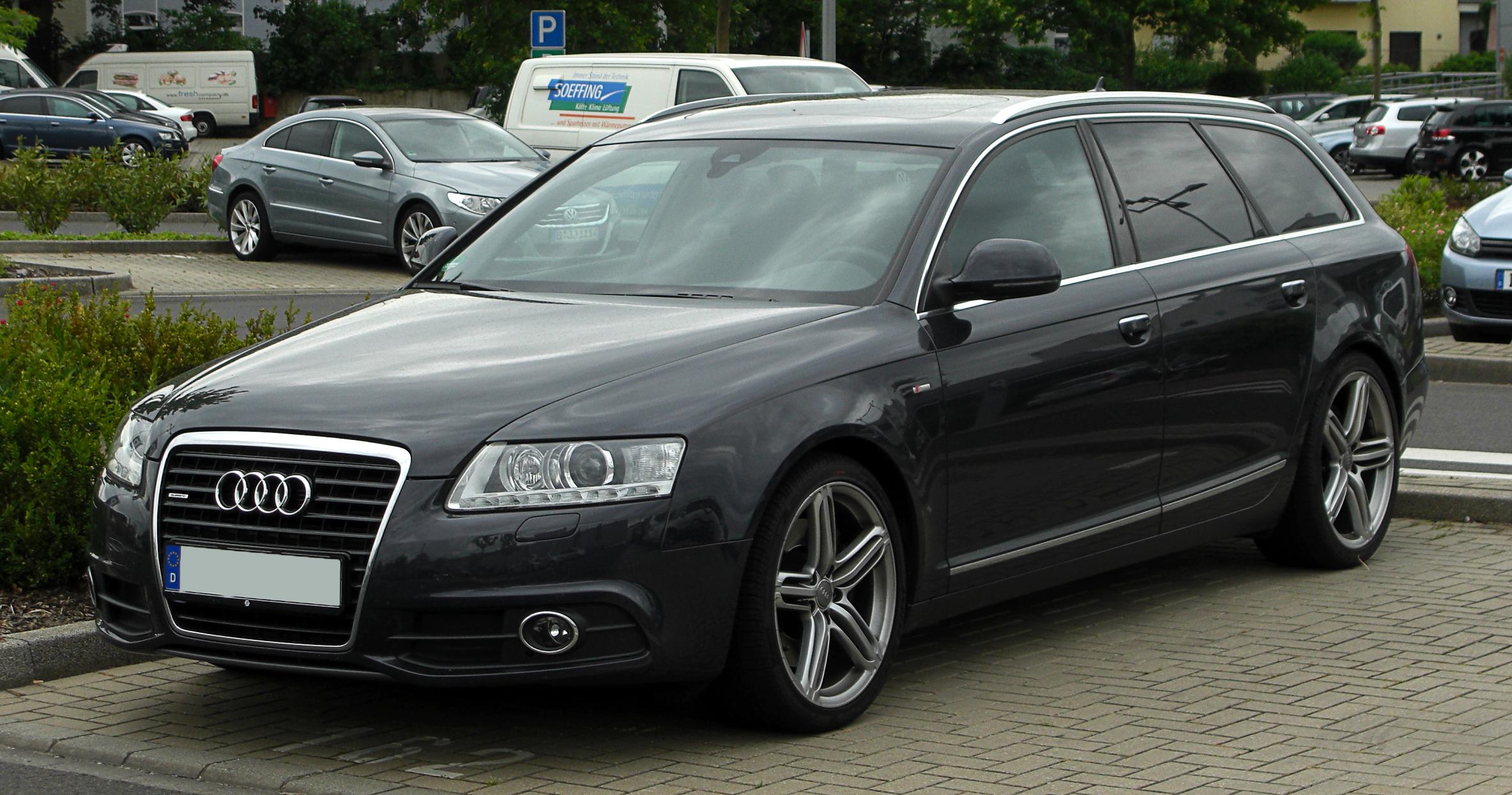 Audi A6 Klub Polska Audi A6 R Nice Pomi Dzy Wersj