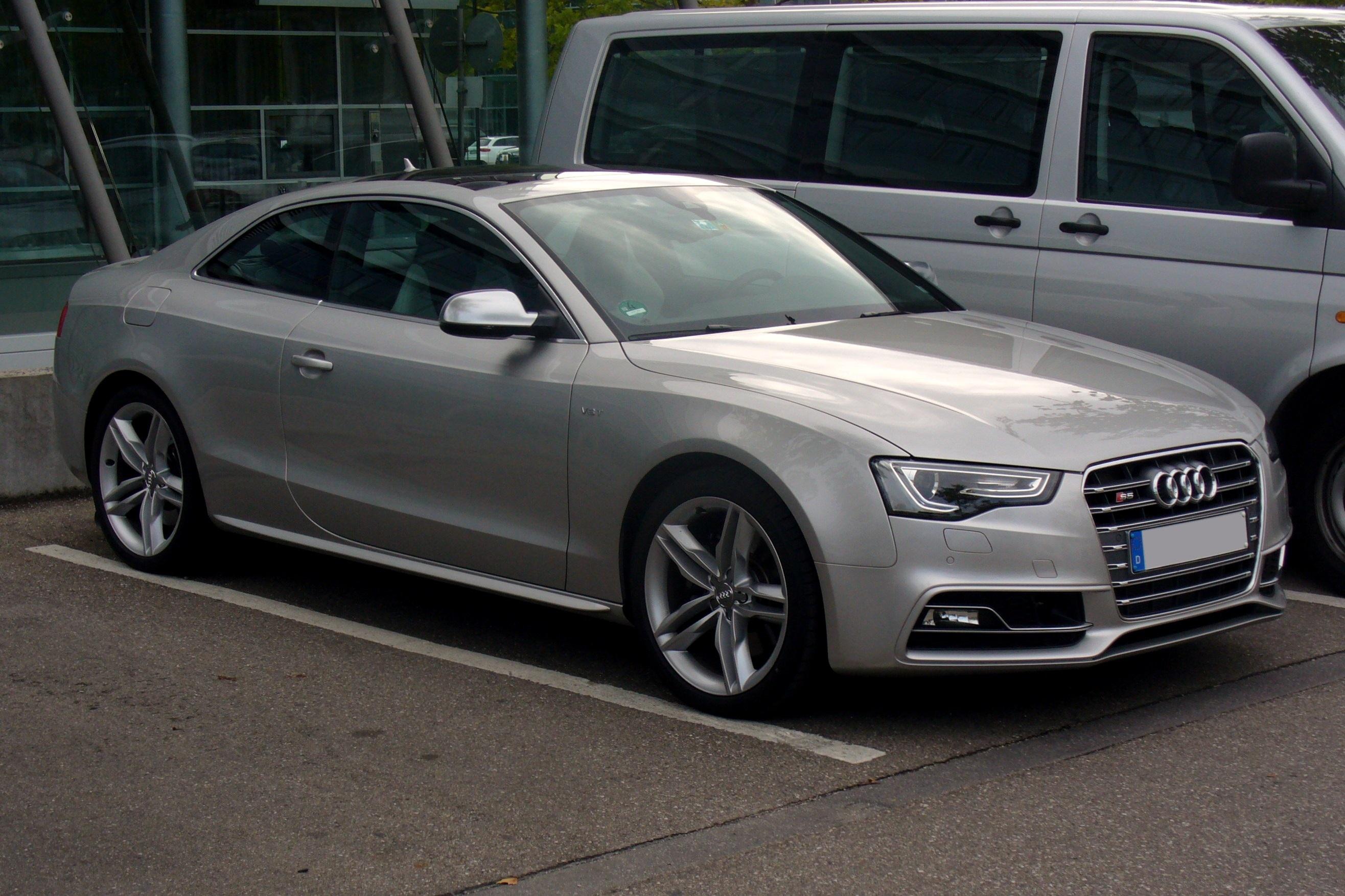 Audi s5 specs v8