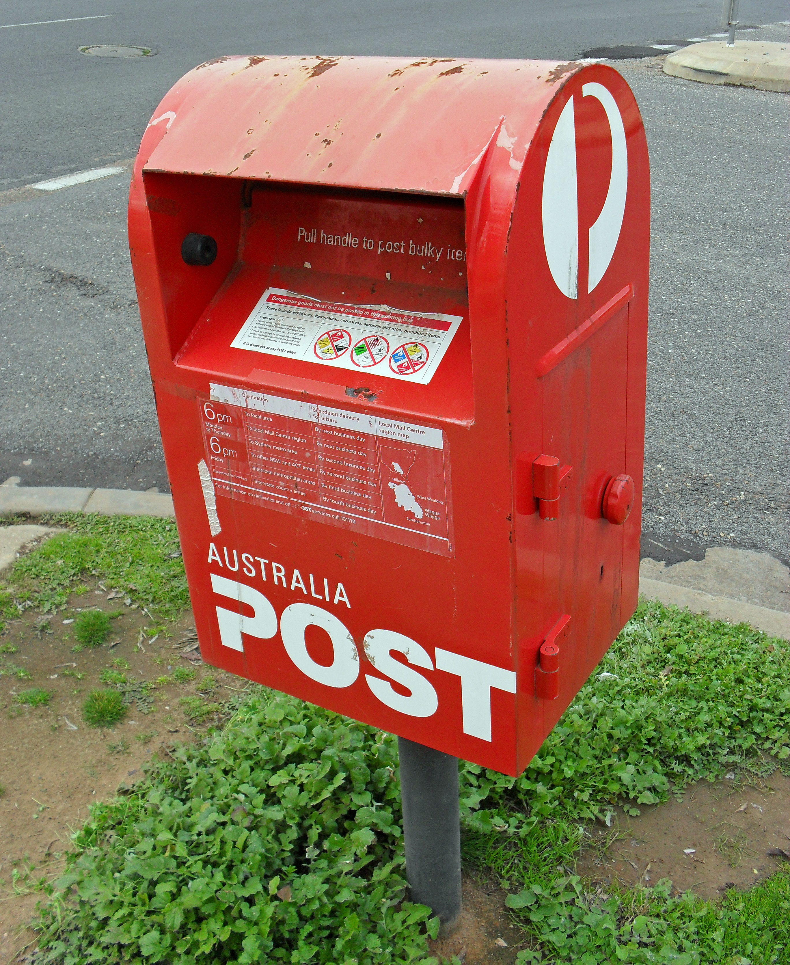 how to get a post office box australia