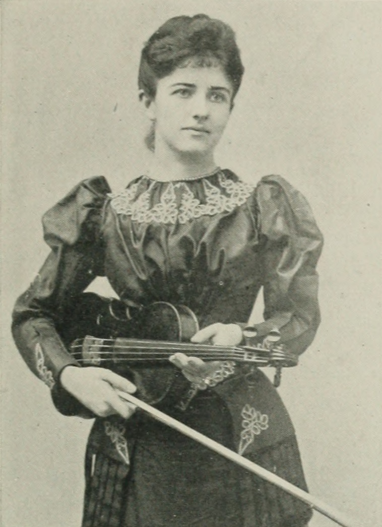 BERTHA WEBB A woman of the century (page 765 crop).jpg