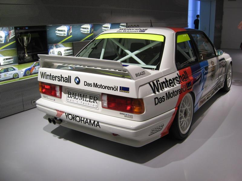 BMW M3 (Racing) (E30)