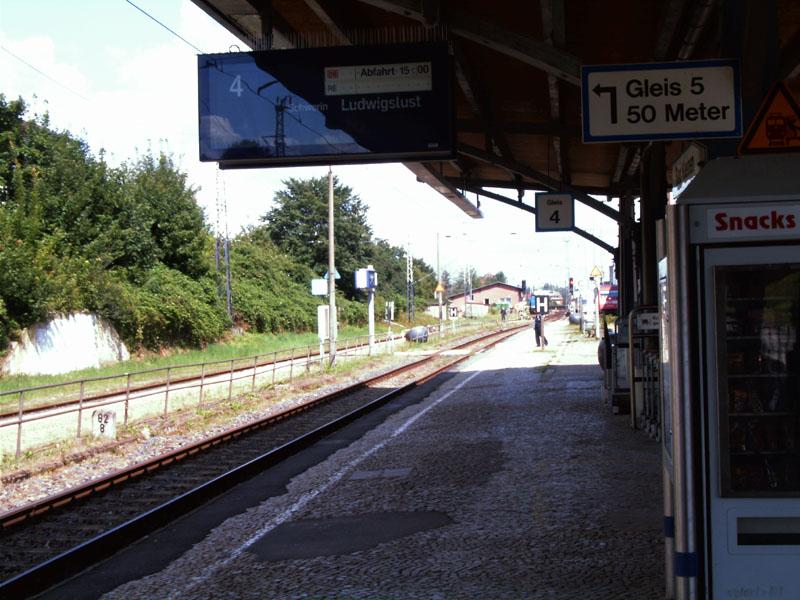 Bad Kleinen Gleis 4