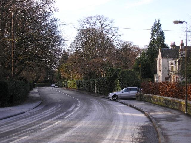 Barnton Avenue geograph.org.uk 1132828