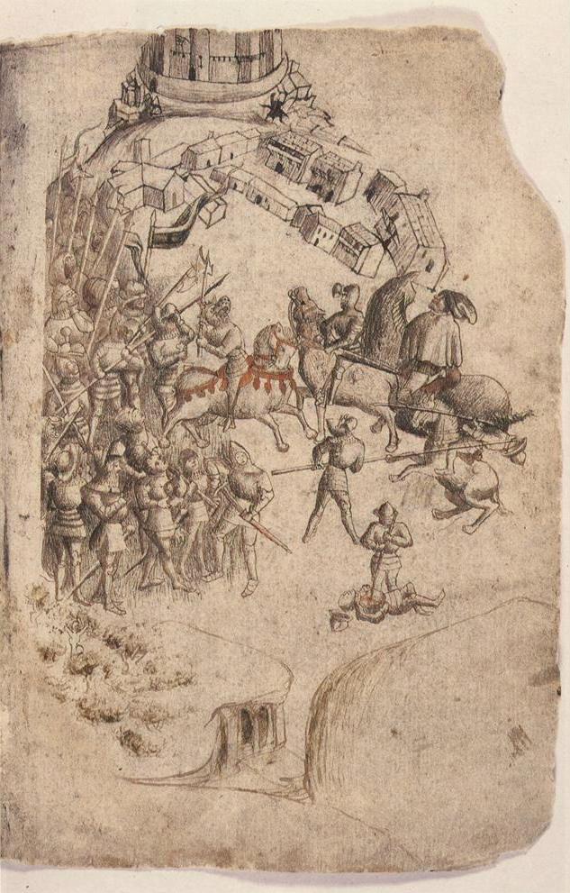 Warfare In Medieval Scotland Wikipedia