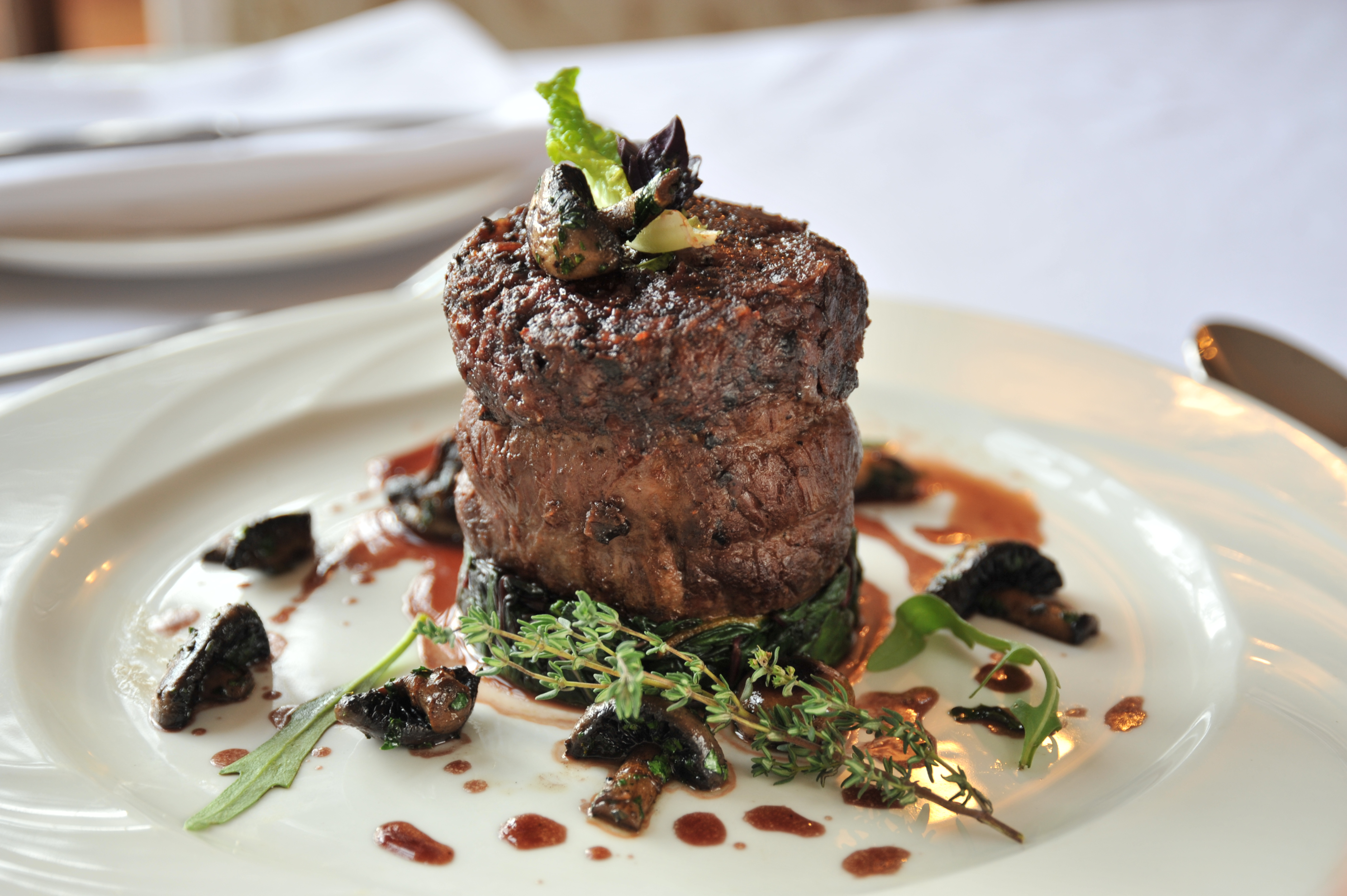 Beef With Mushrooms Chinese Food Takeaway
