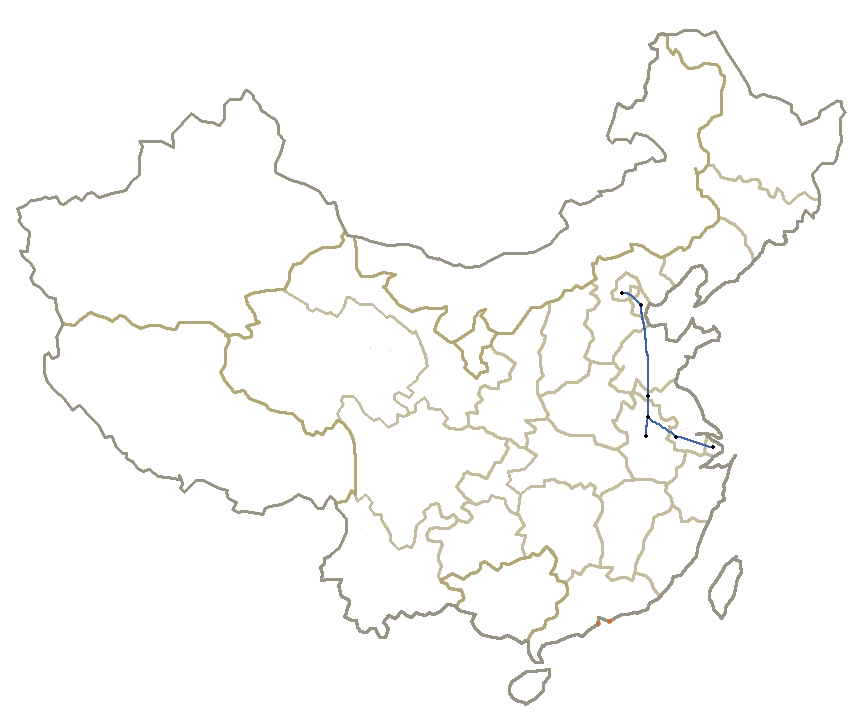 beijing shanghai high speed railway wikipedia Tokyo Japan Map