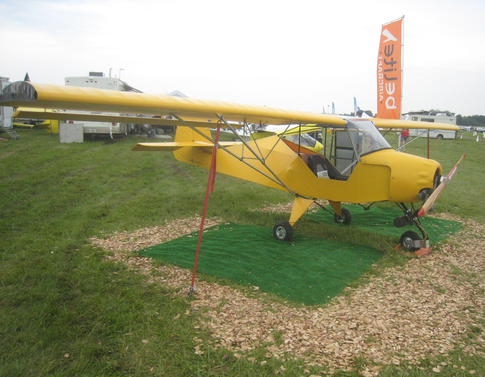 Belite Aircraft Superlite - Wikipedia