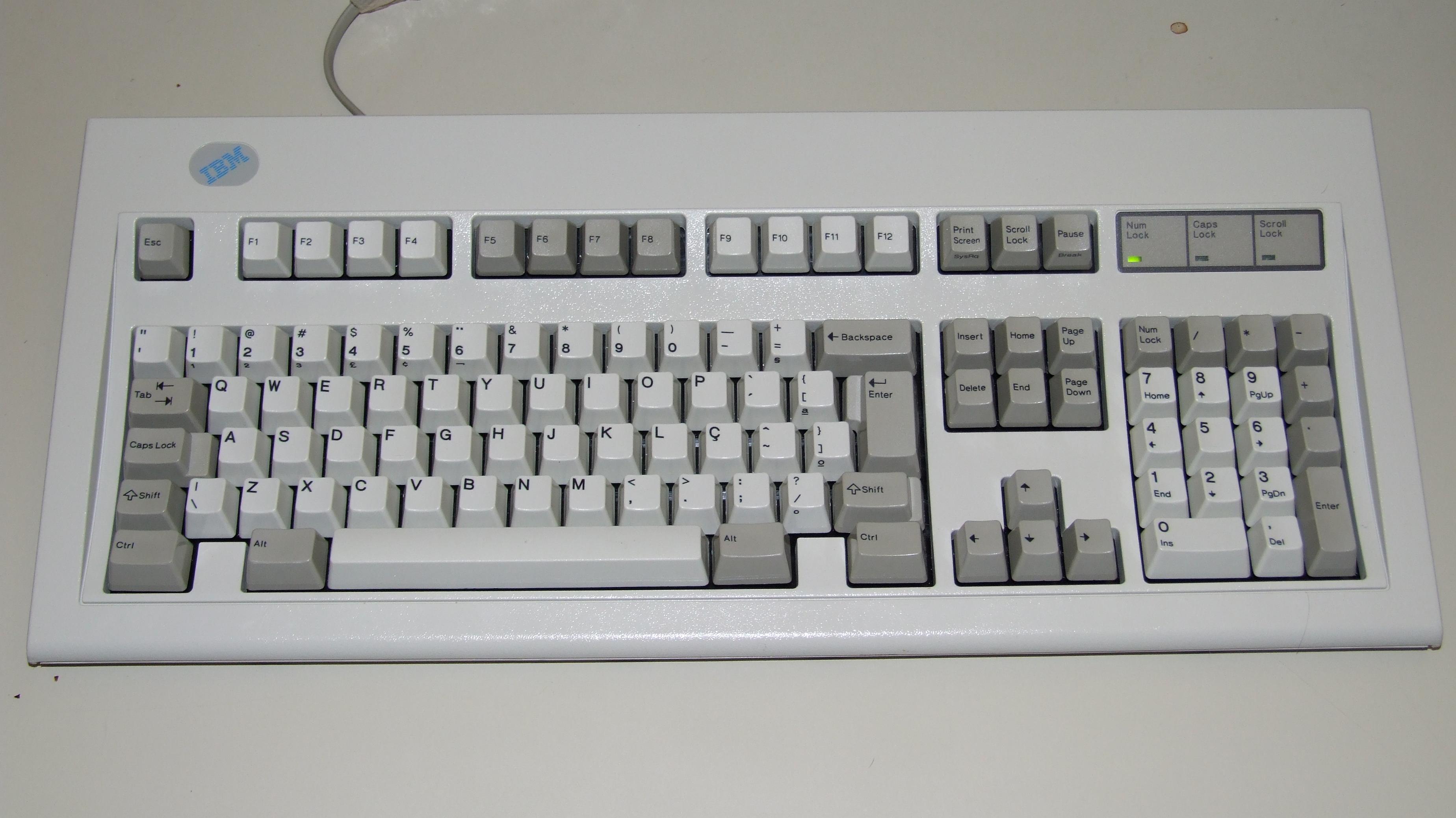 Ibm Pc Keyboard Wikiwand