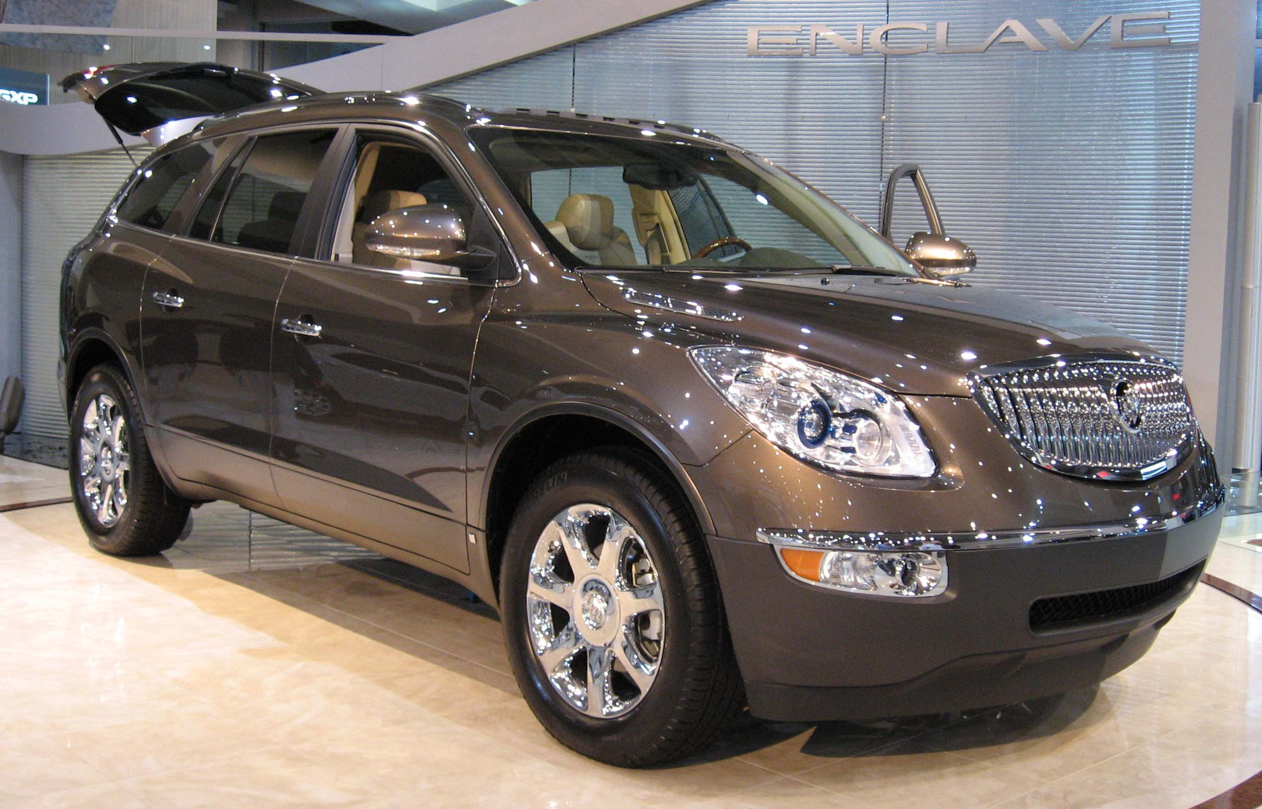 buick enclave 2007 images galleries. Black Bedroom Furniture Sets. Home Design Ideas
