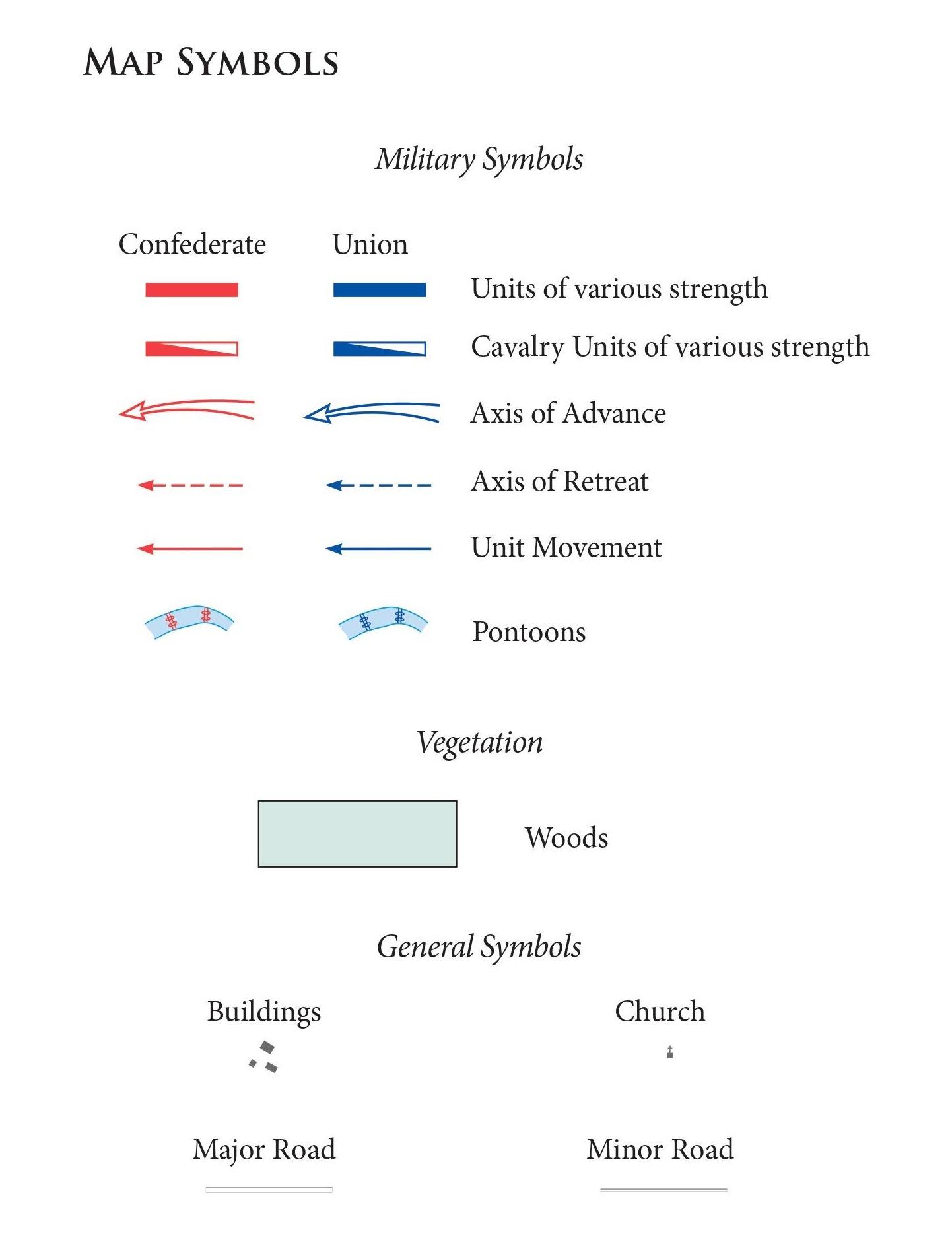 file ch00 battle of chancellorsville map symbols jpg wikipedia