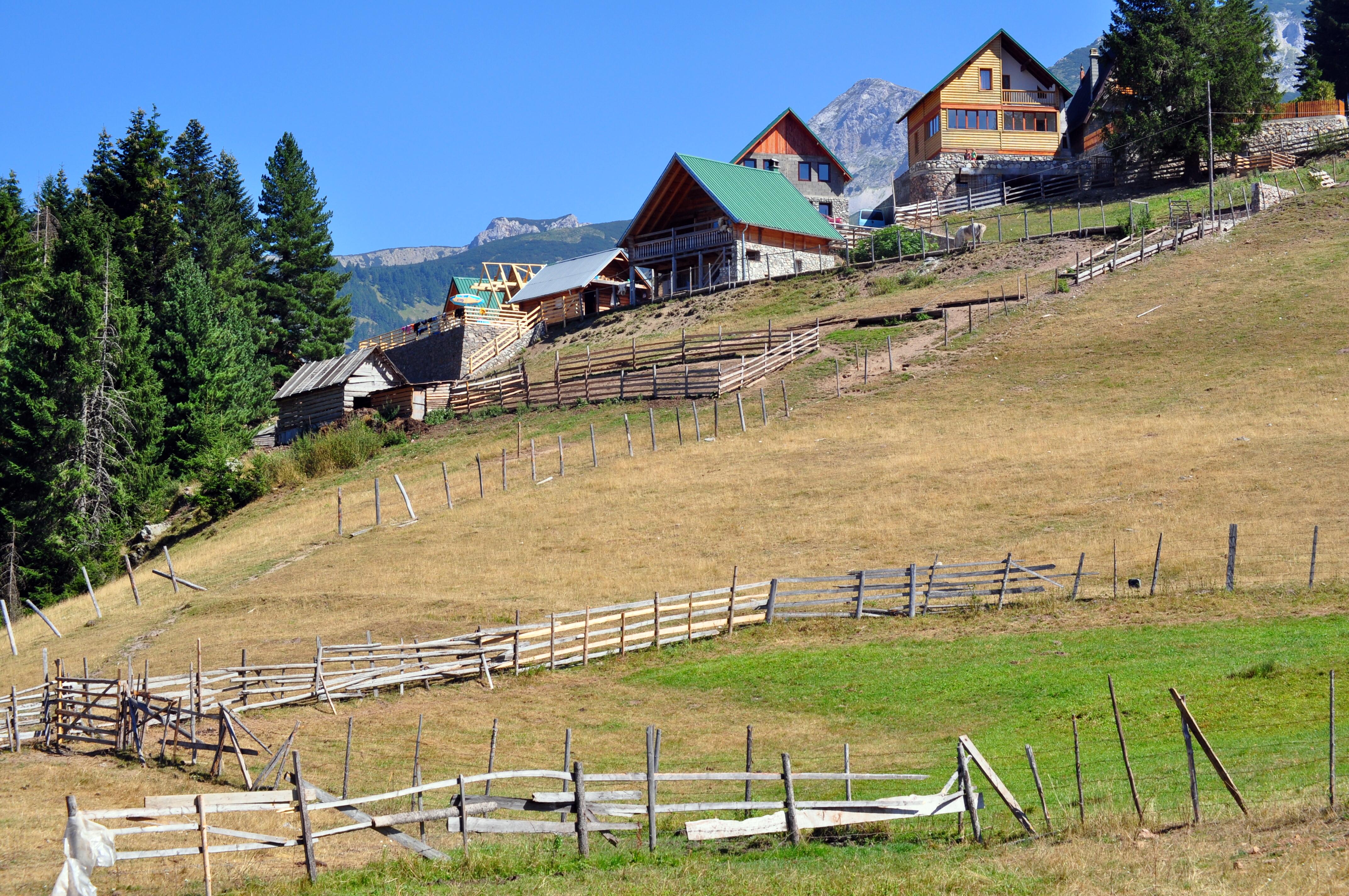 A beautiful cabin