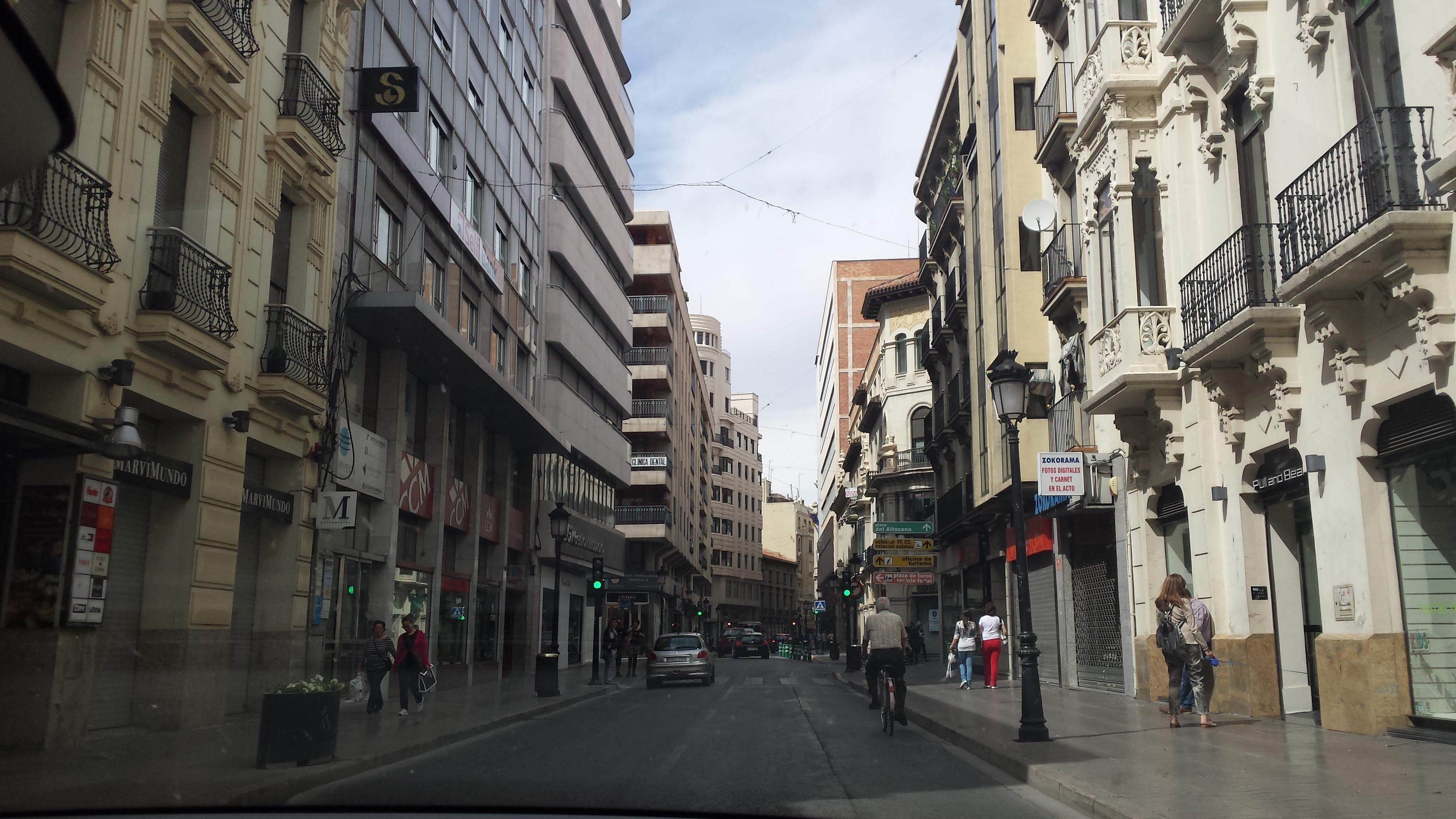 Ayuntamientos de Albacete