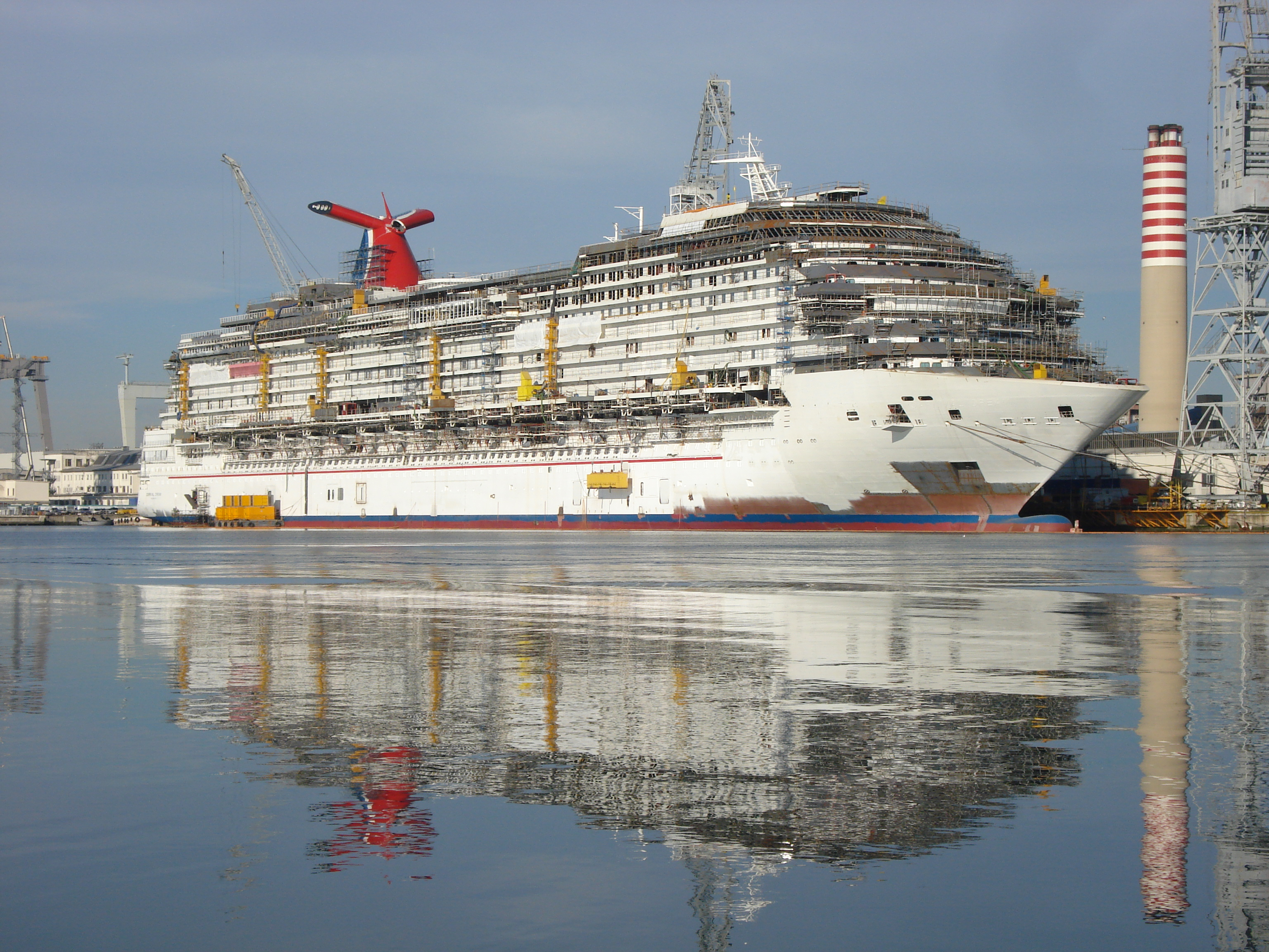 Carnival Orders 9 New Ships Including World S 4 Largest
