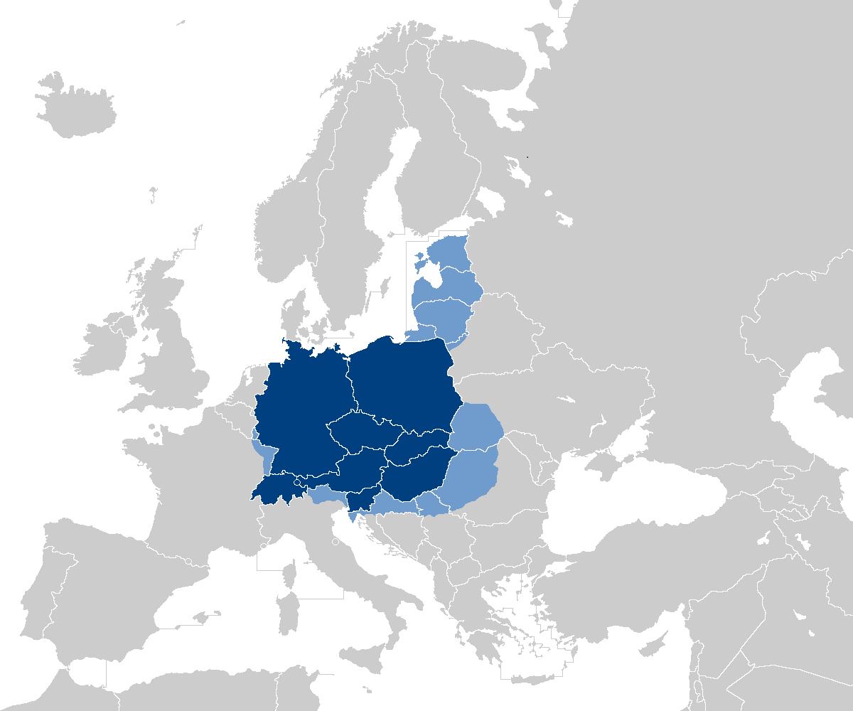 Europa Central  Wikipedia la enciclopedia libre