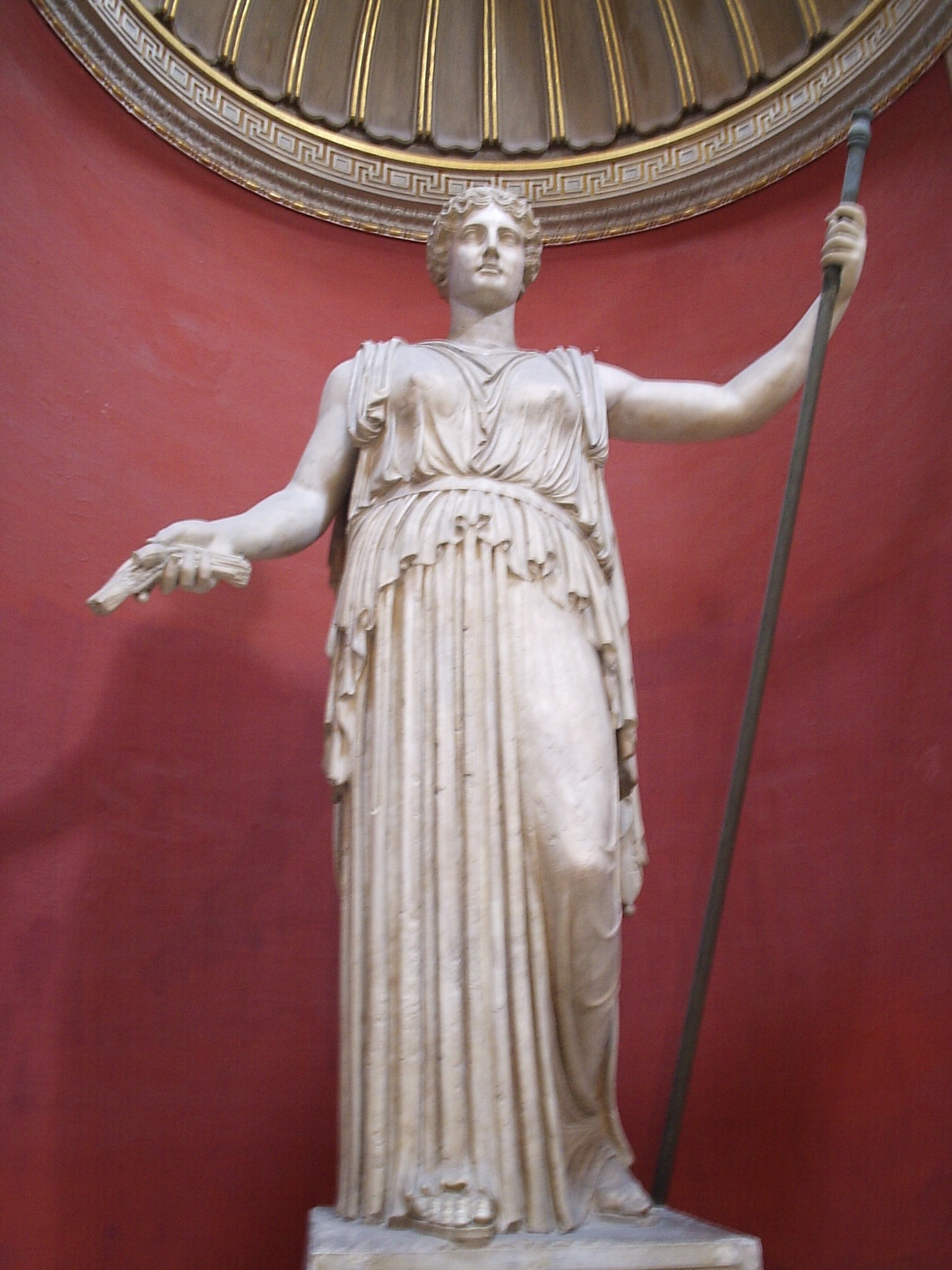 demeter greek goddess statue - photo #19