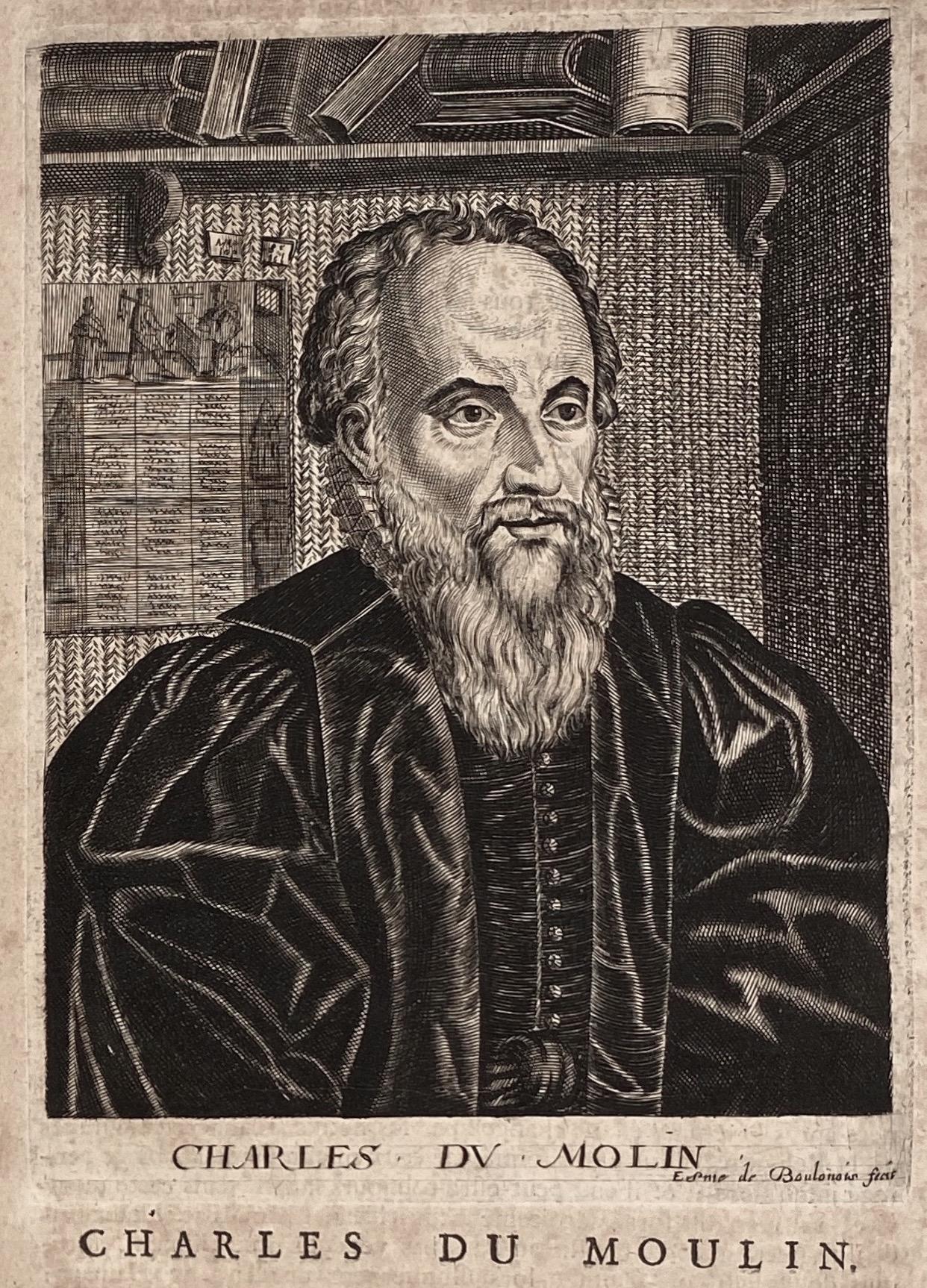 Charles Du Moulin
