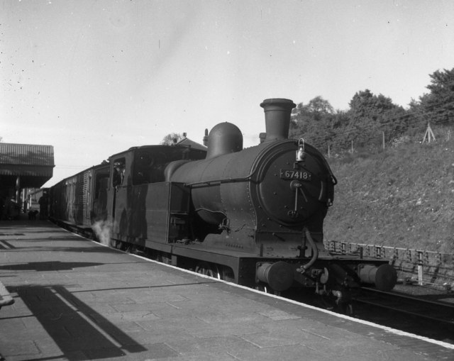 Chesham station Buckinghamshire
