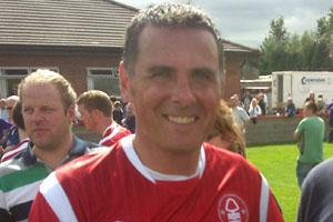 Steve Chettle