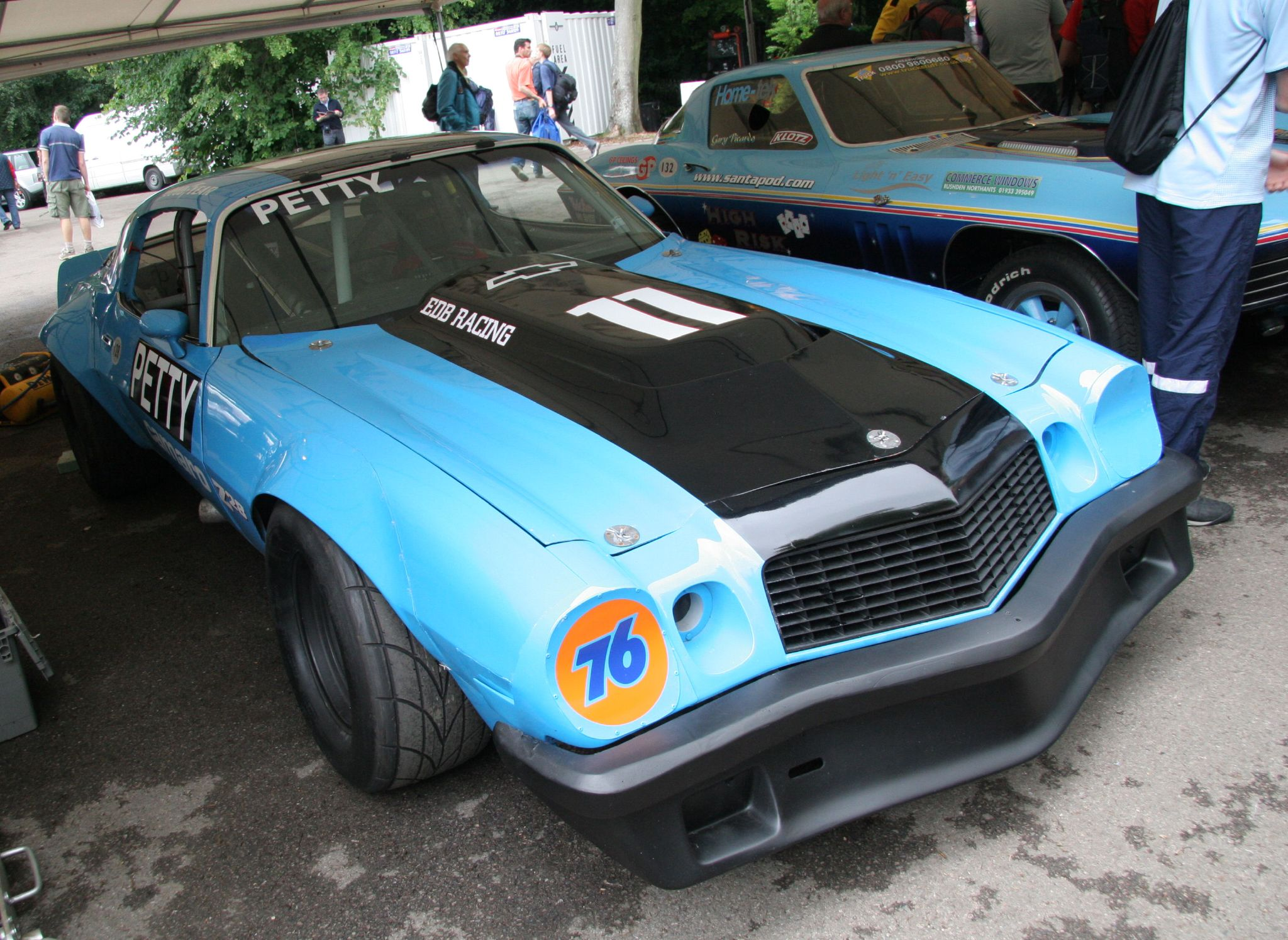 Iroc Z Wiki >> File:Chevrolet Camaro Z28 IROC 1977 - Flickr - exfordy.jpg