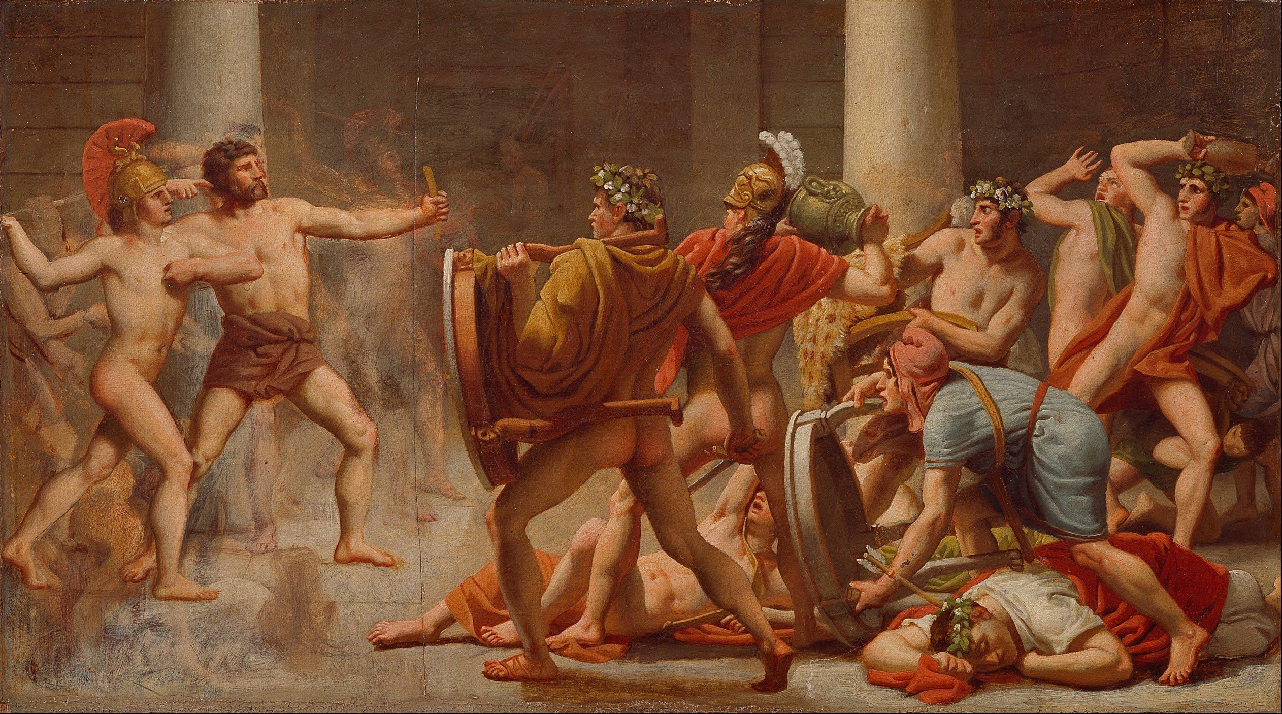File:Christoffer Wilhelm Eckersberg - Ulysses' revenge on