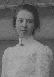 Clara Wichmann.