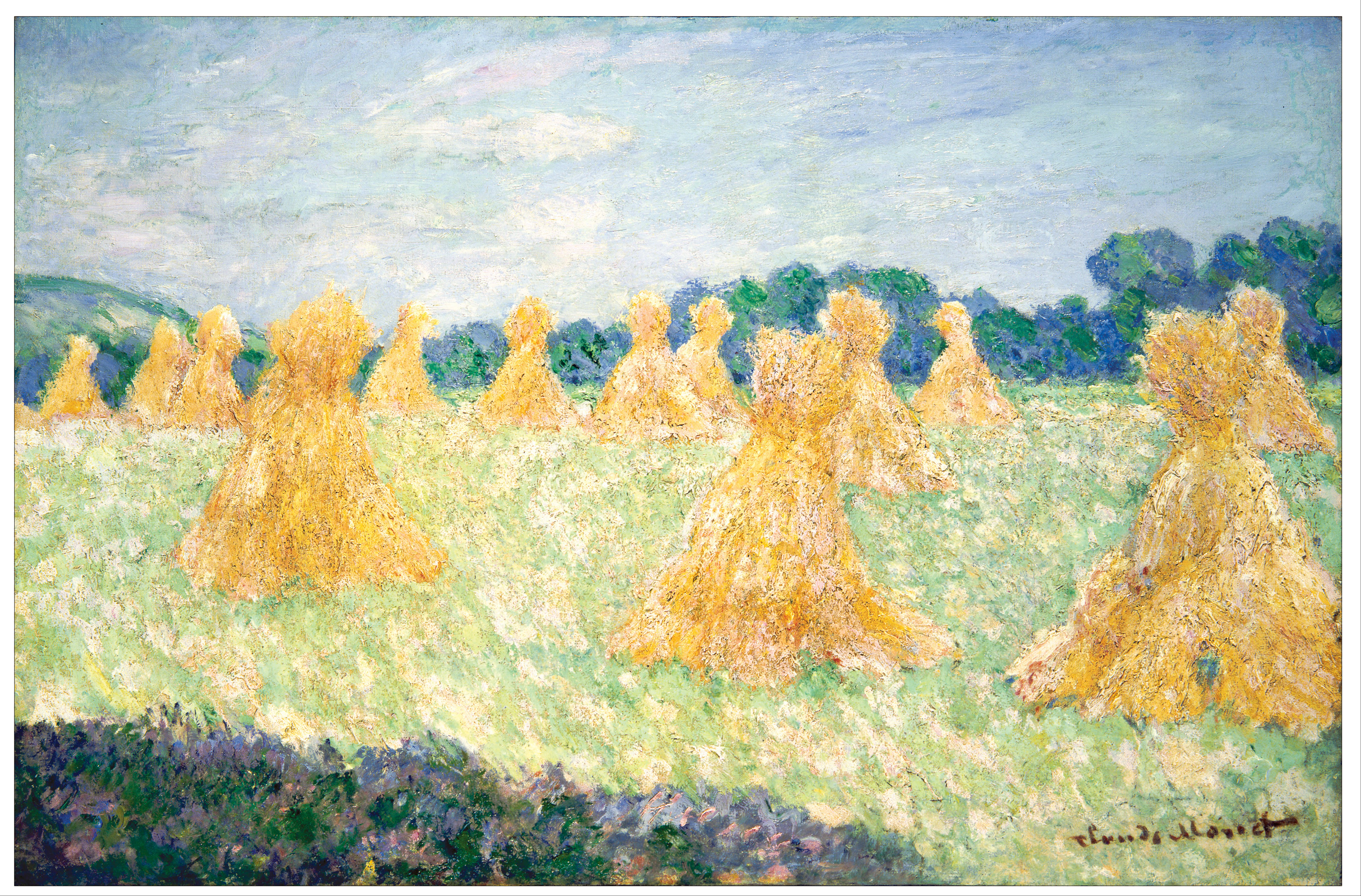 Artist Claude Monet Paintings